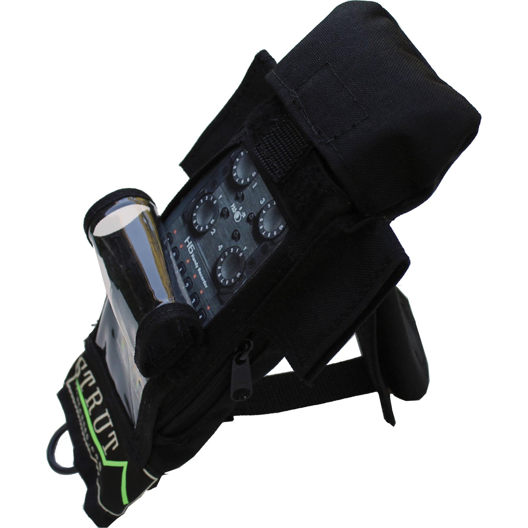 Strut Str H6 Custom Fit Case For The Zoom H6 Str H6 B H Photo
