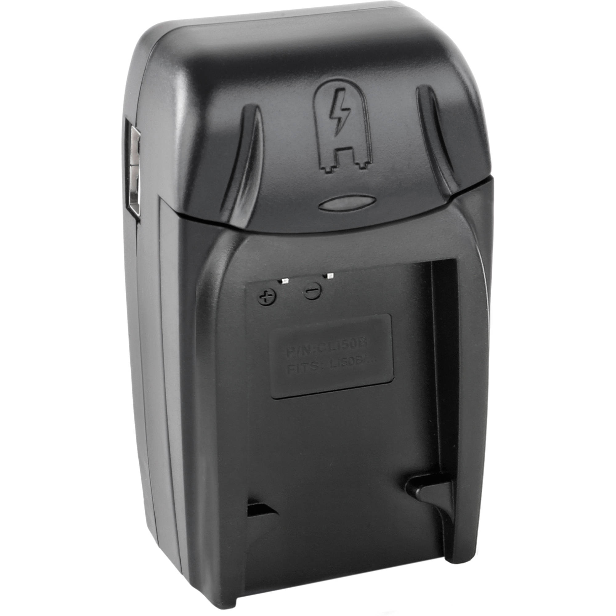 CHARGER for OLYMPUS Li-50B //PENTAX S-li92 //Pan VW-VBX090 2 Replacement Battery