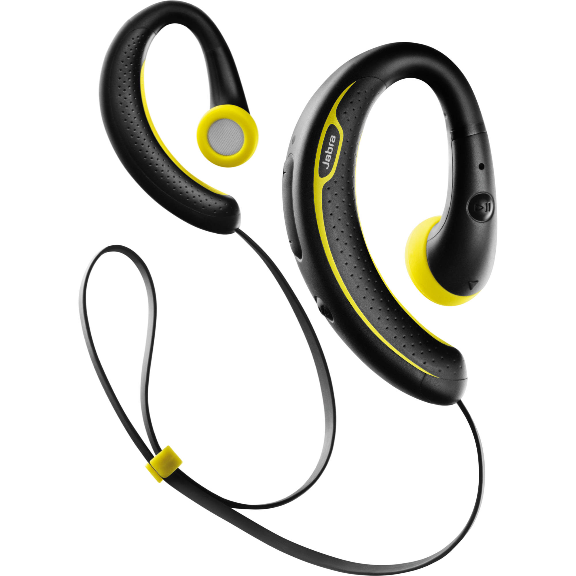 Used Jabra Sport Wireless Bluetooth Headset 100 96600003 02