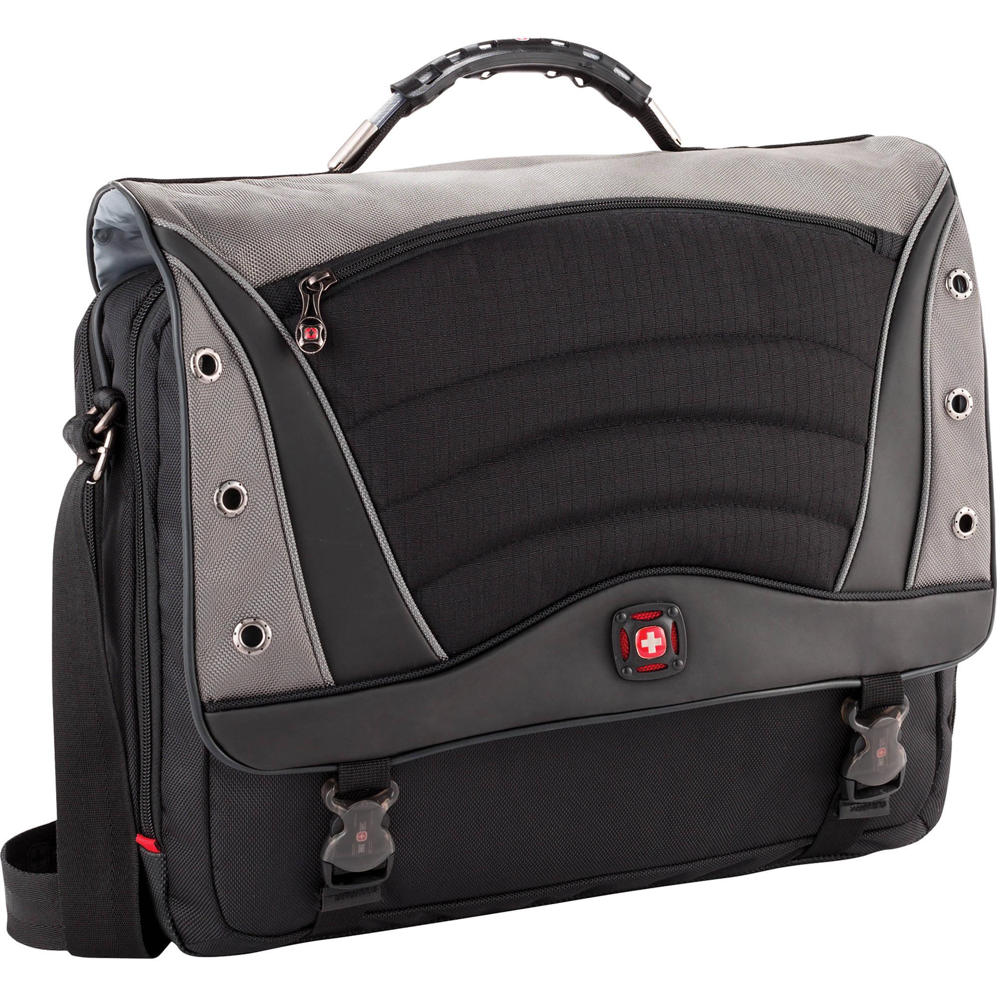 Swissgear Saturn 17 Messenger Bag