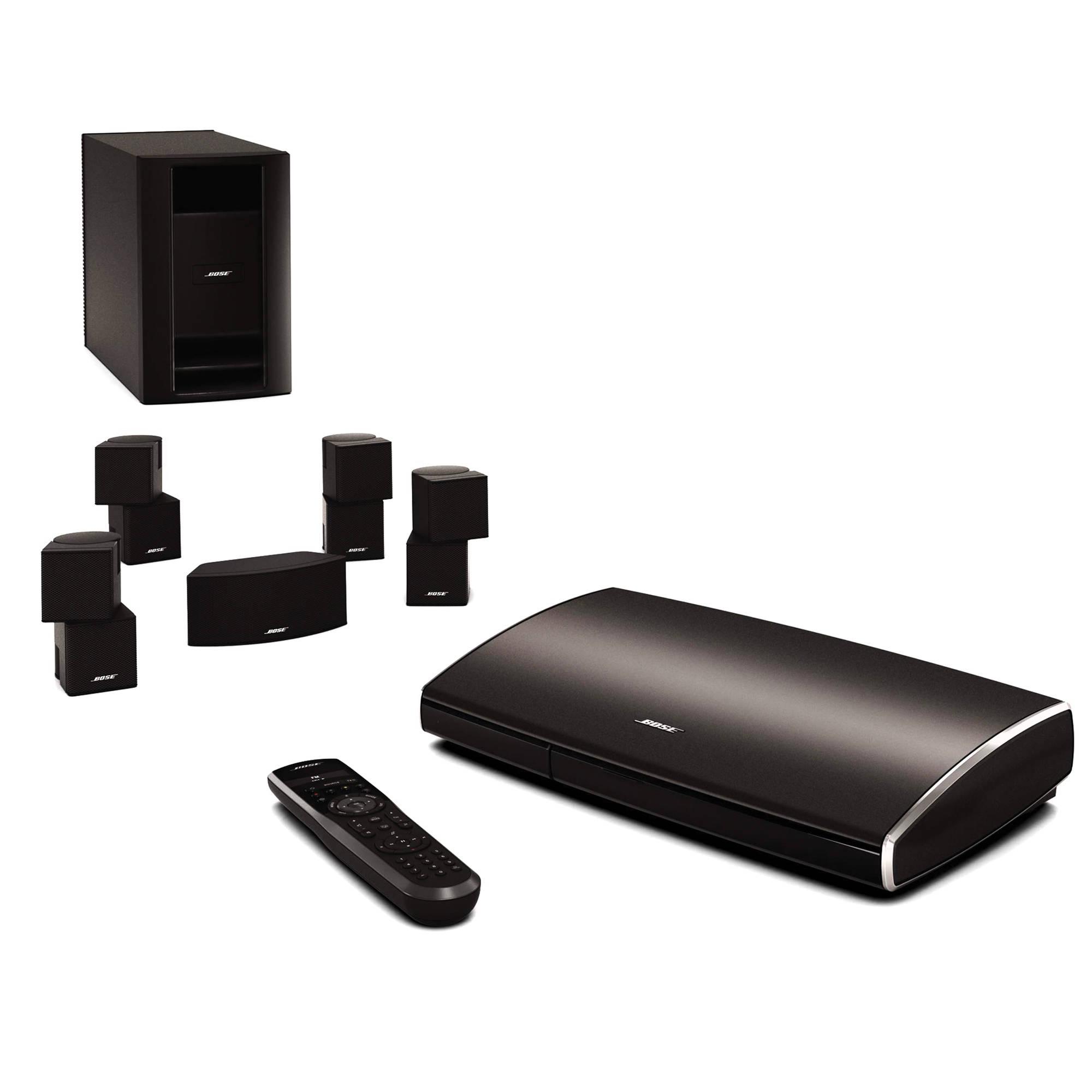 Bose Lifestyle 535 Series II Home Entertainment 363945-1100 B&HB&H Photo