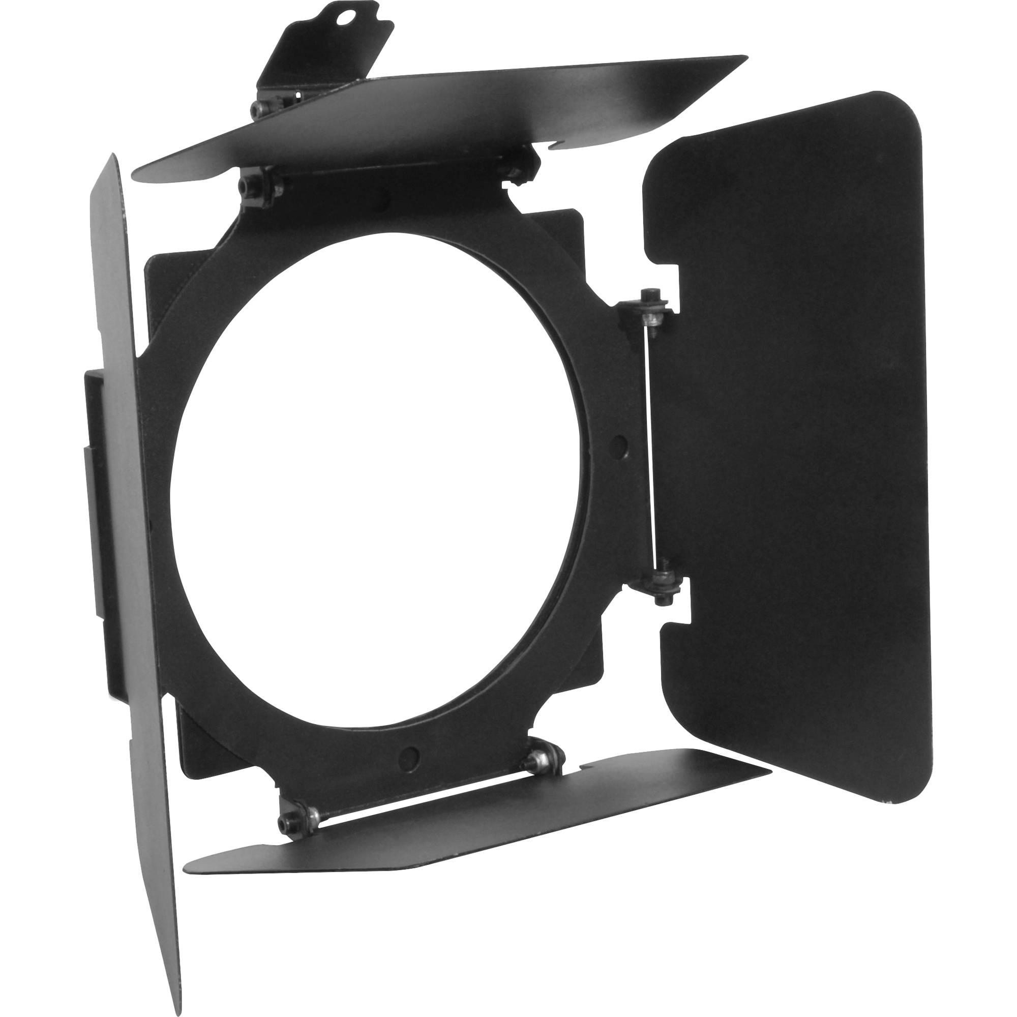 Chauvet Professional Barndoors For Colordash Par 7 Wash Lights