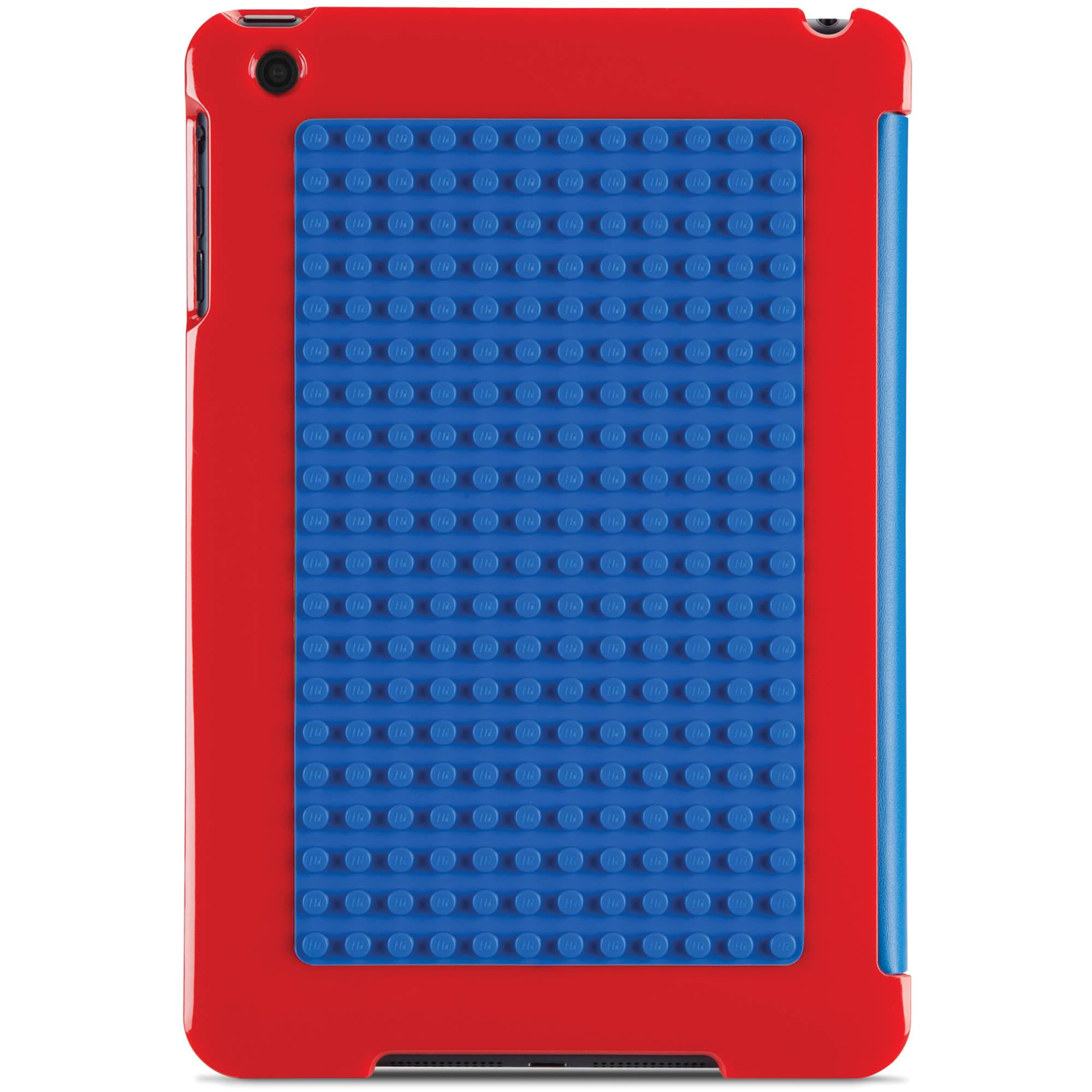 timeless design 01a88 74dd4 Belkin LEGO Builder Case for iPad mini (Red)