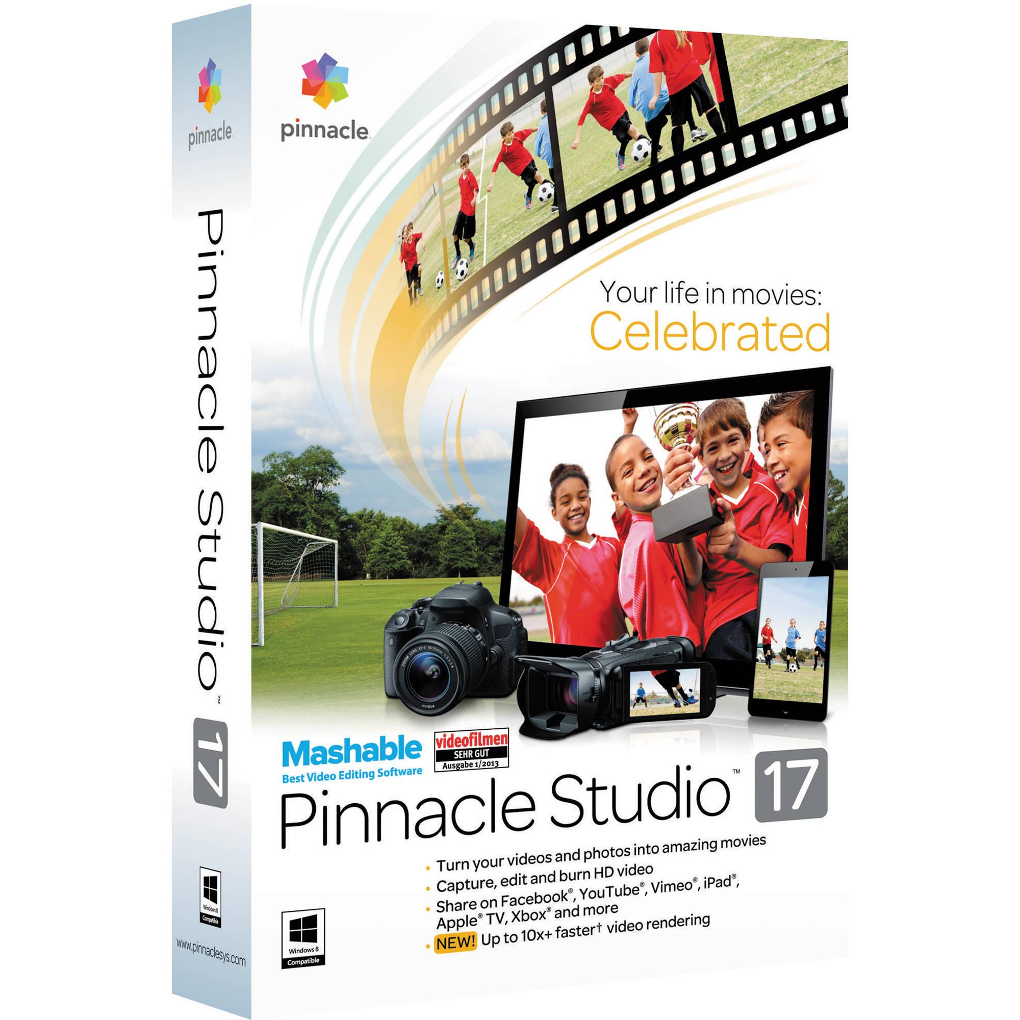Pinnacle Studio 17 (Download)