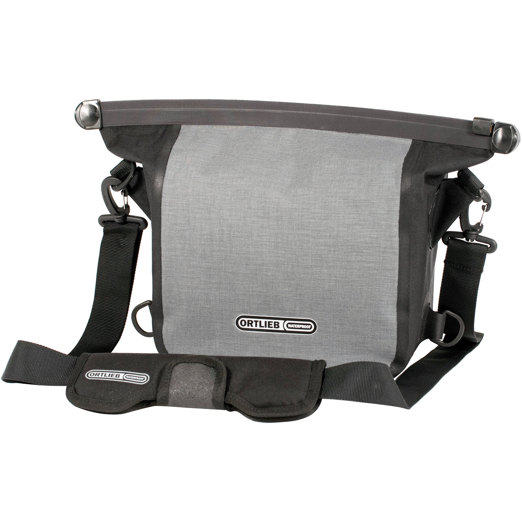 Ortlieb Aqua Cam Waterproof Camera Bag Graphite Black