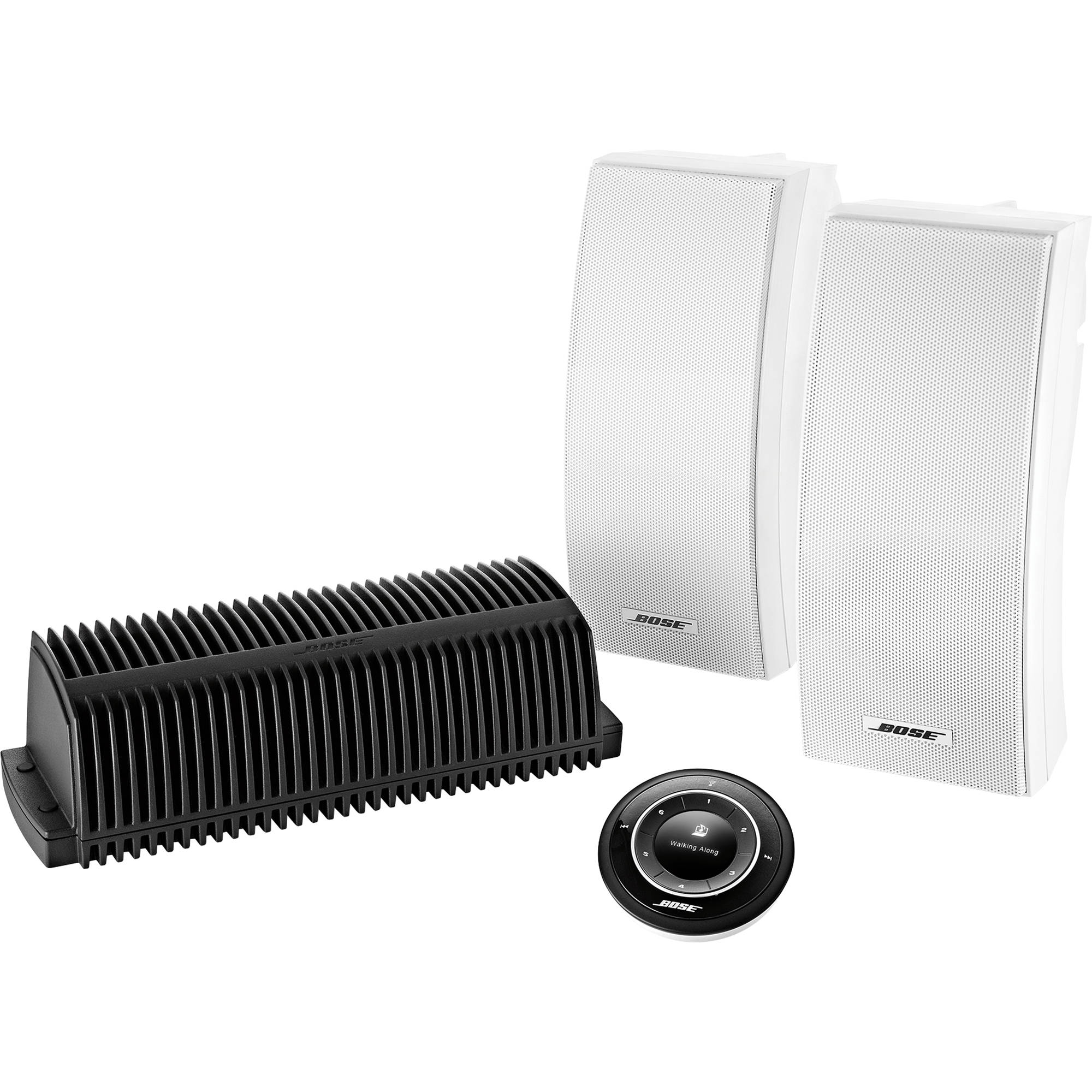 Bose Soundtouch Outdoor Speaker System With 251 372032 1200 B H