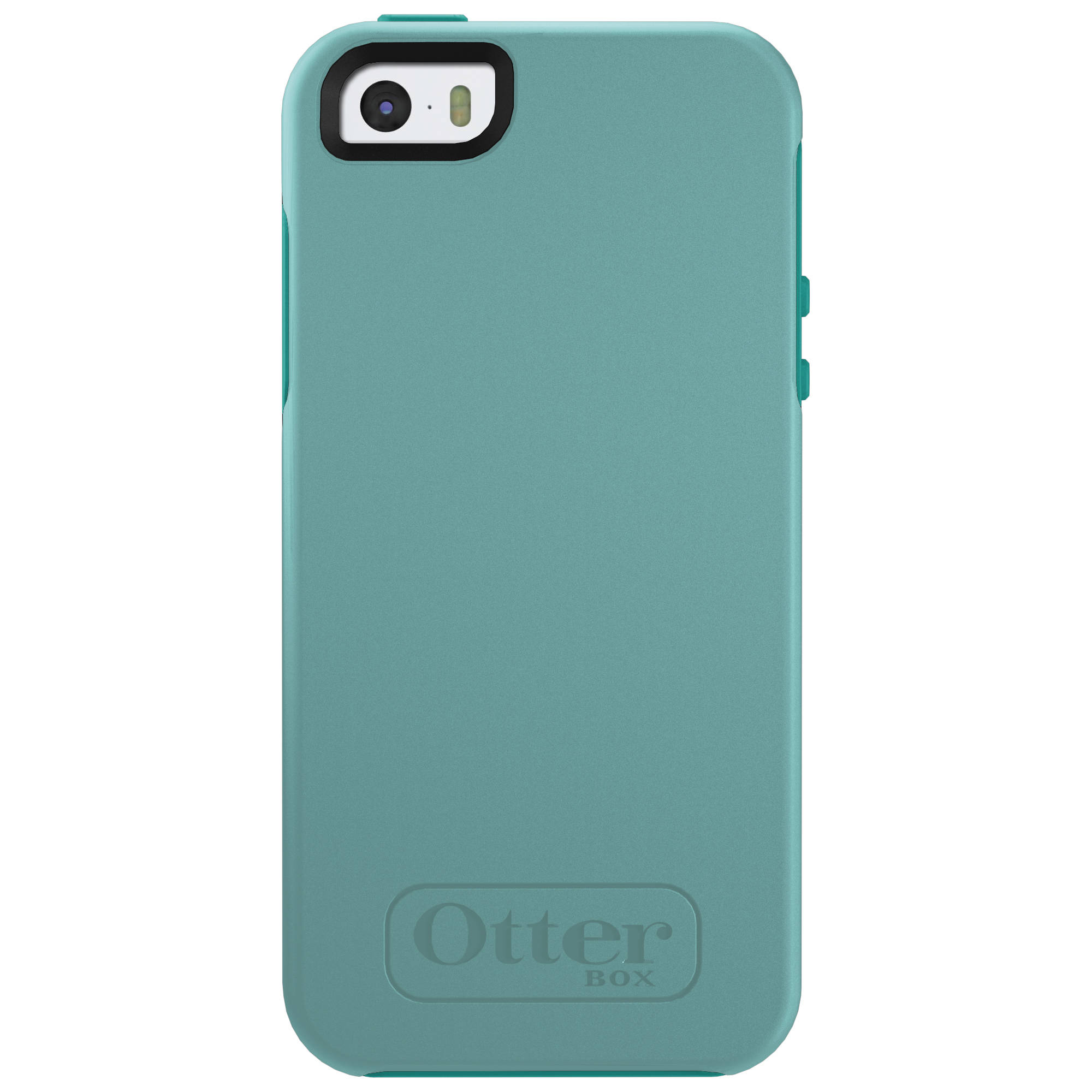reputable site 0116f bf4cb OtterBox Symmetry Series Case for iPhone 5/5s/SE (Aqua Sky)