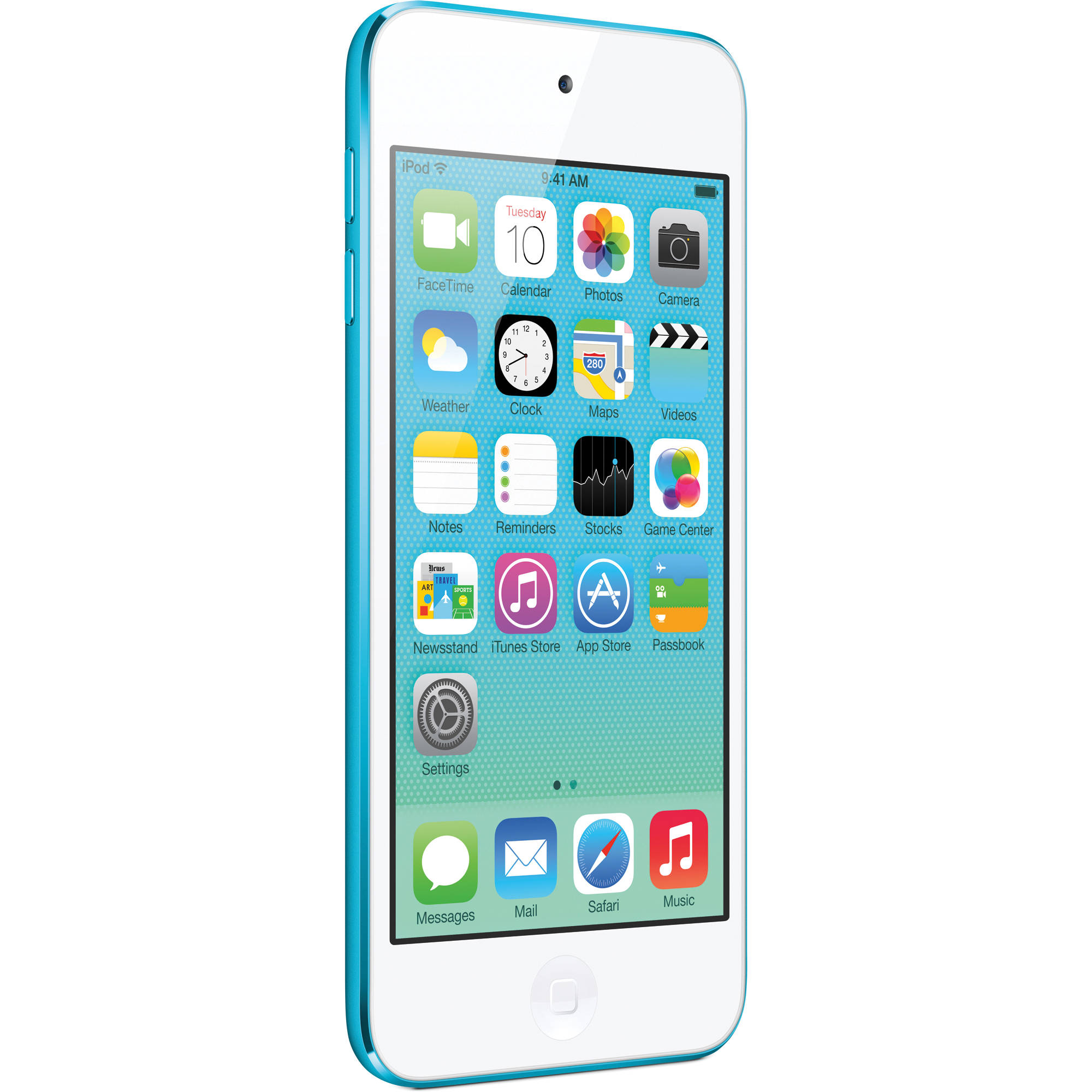 Apple 16GB iPod touch (Blue) (5th Generation)