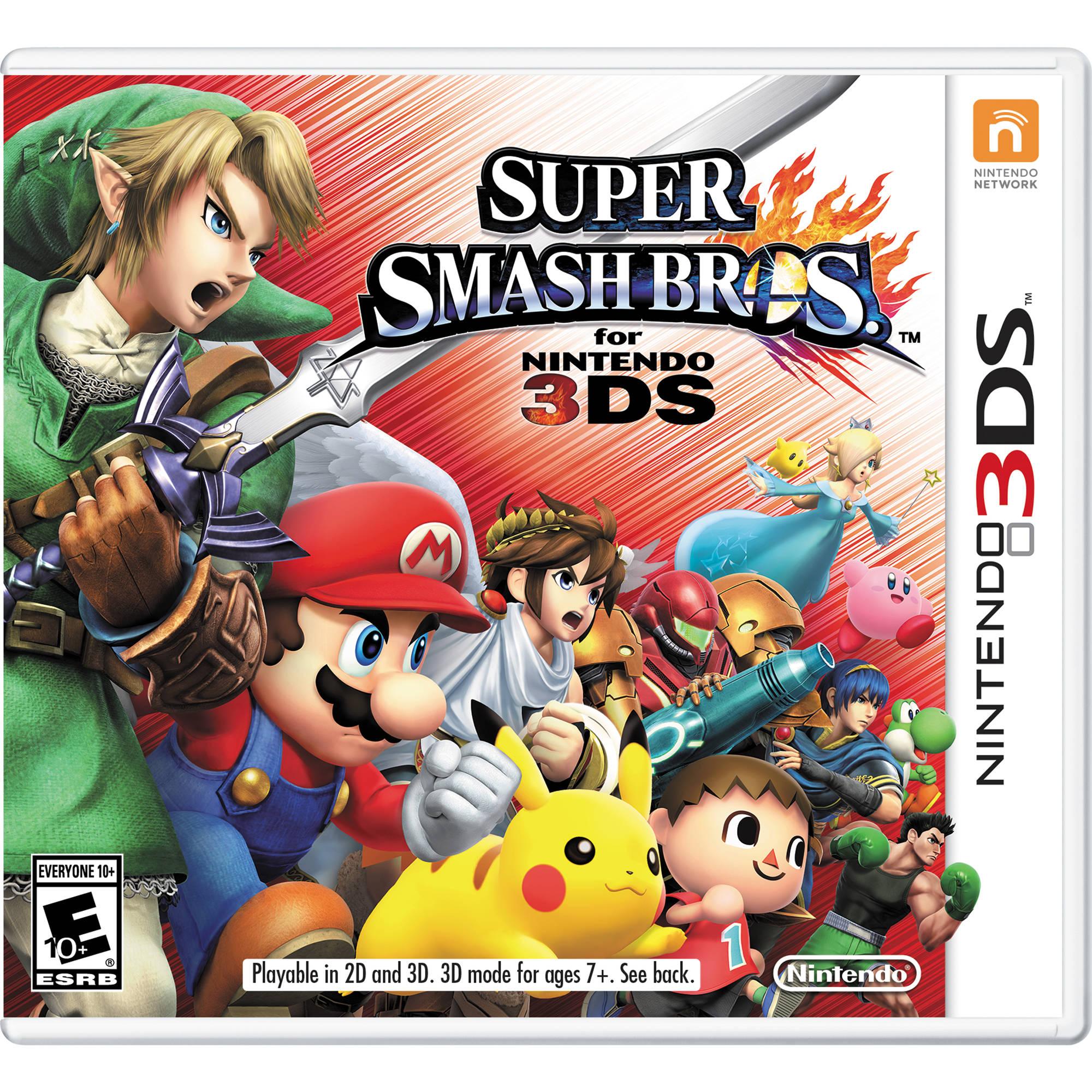 Nintendo Super Smash Bros  (Nintendo 3DS)