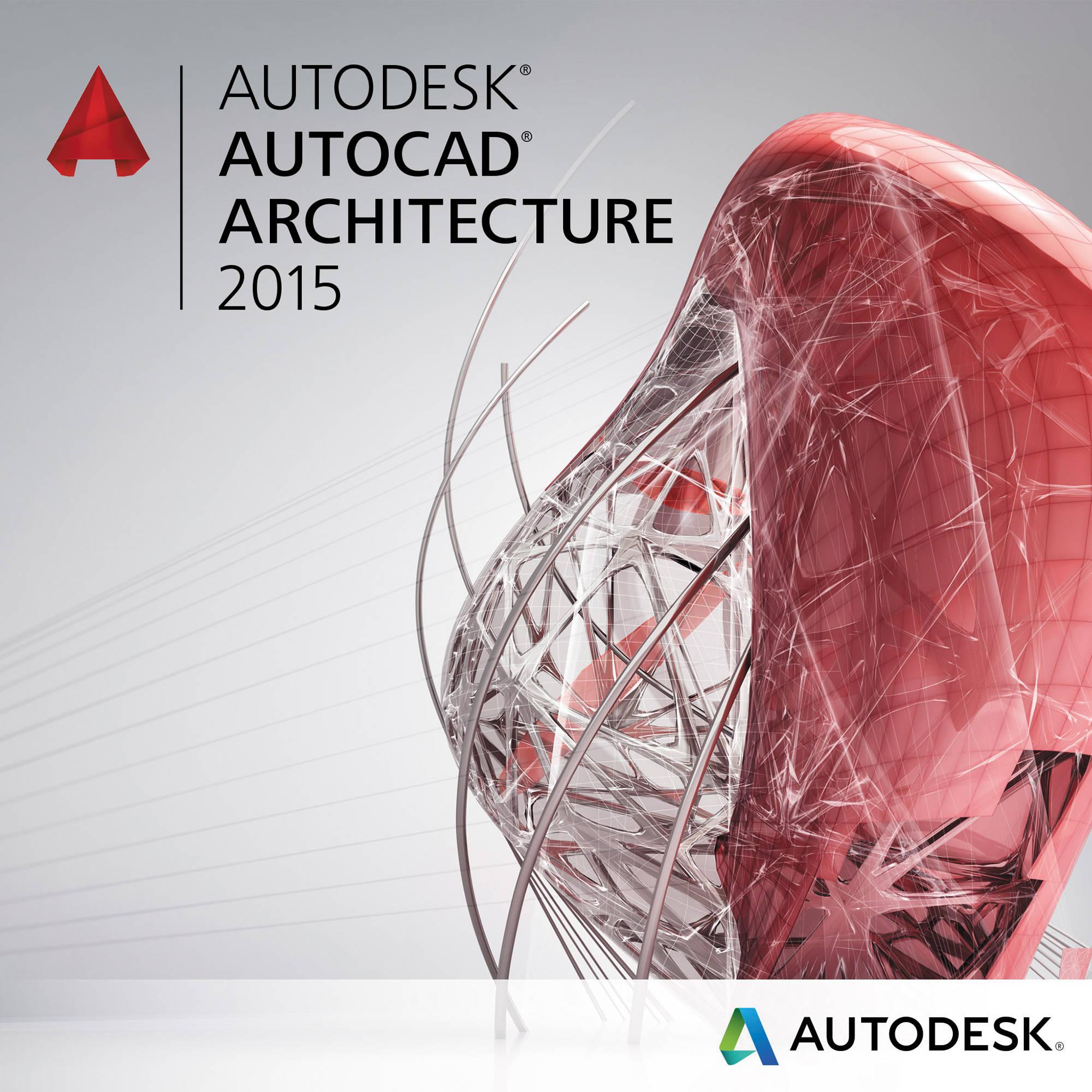 Autocad Architecture 2015 Discount