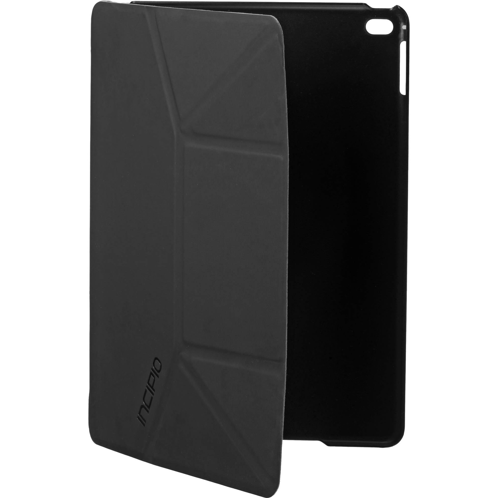 differently c3ac5 678b6 Incipio LGND Premium Hard Shell Folio for iPad Air 2 IPD-356-GRY