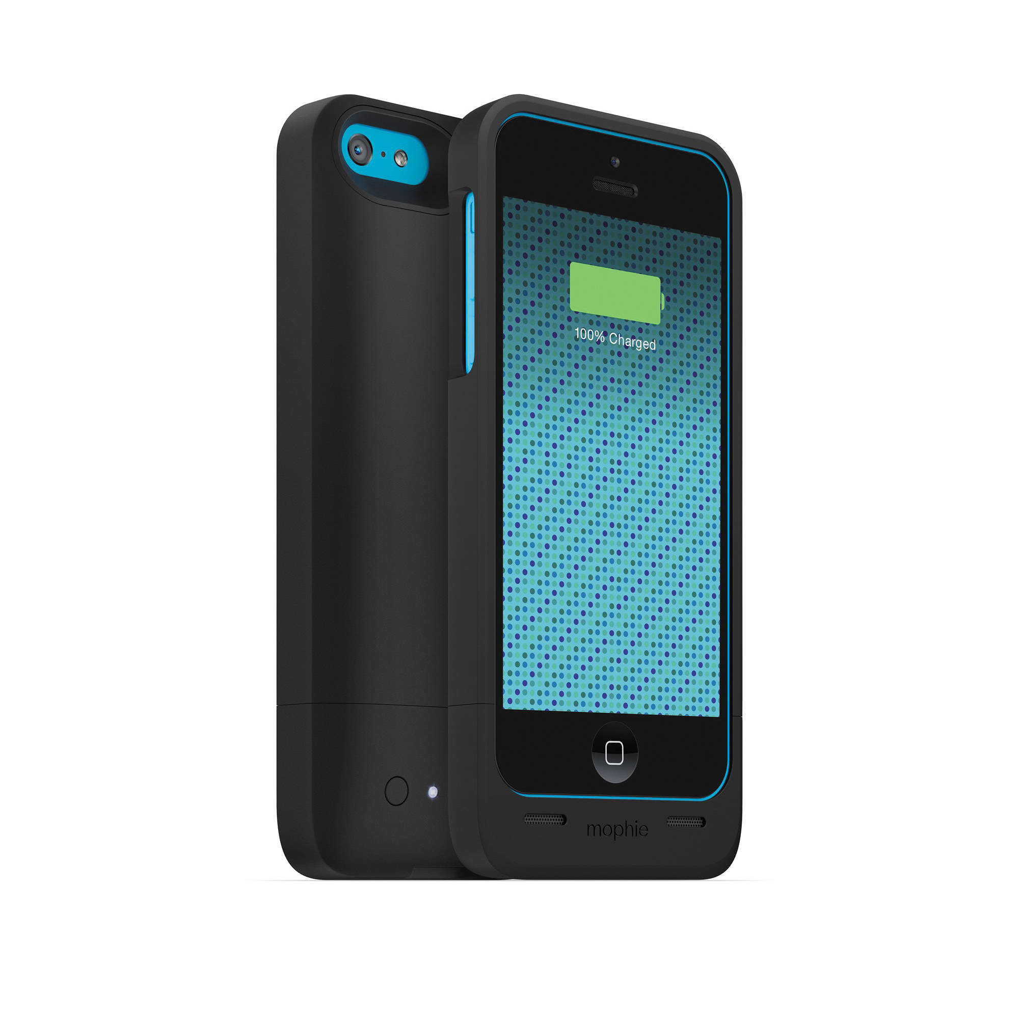 low priced 30f2f b5415 mophie juice pack helium for iPhone 5c (Black)