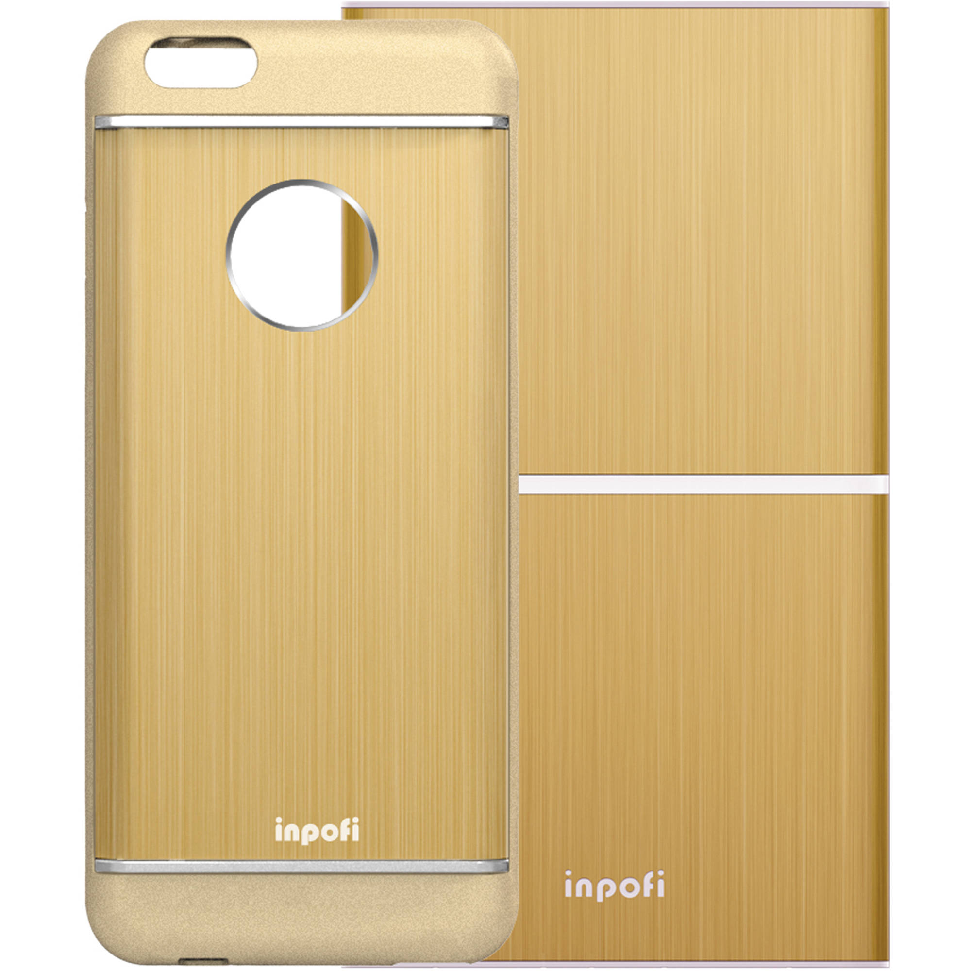 new style 0bd77 718e2 iNPOFi Wireless Charging System for iPhone 6 (Champagne Gold)