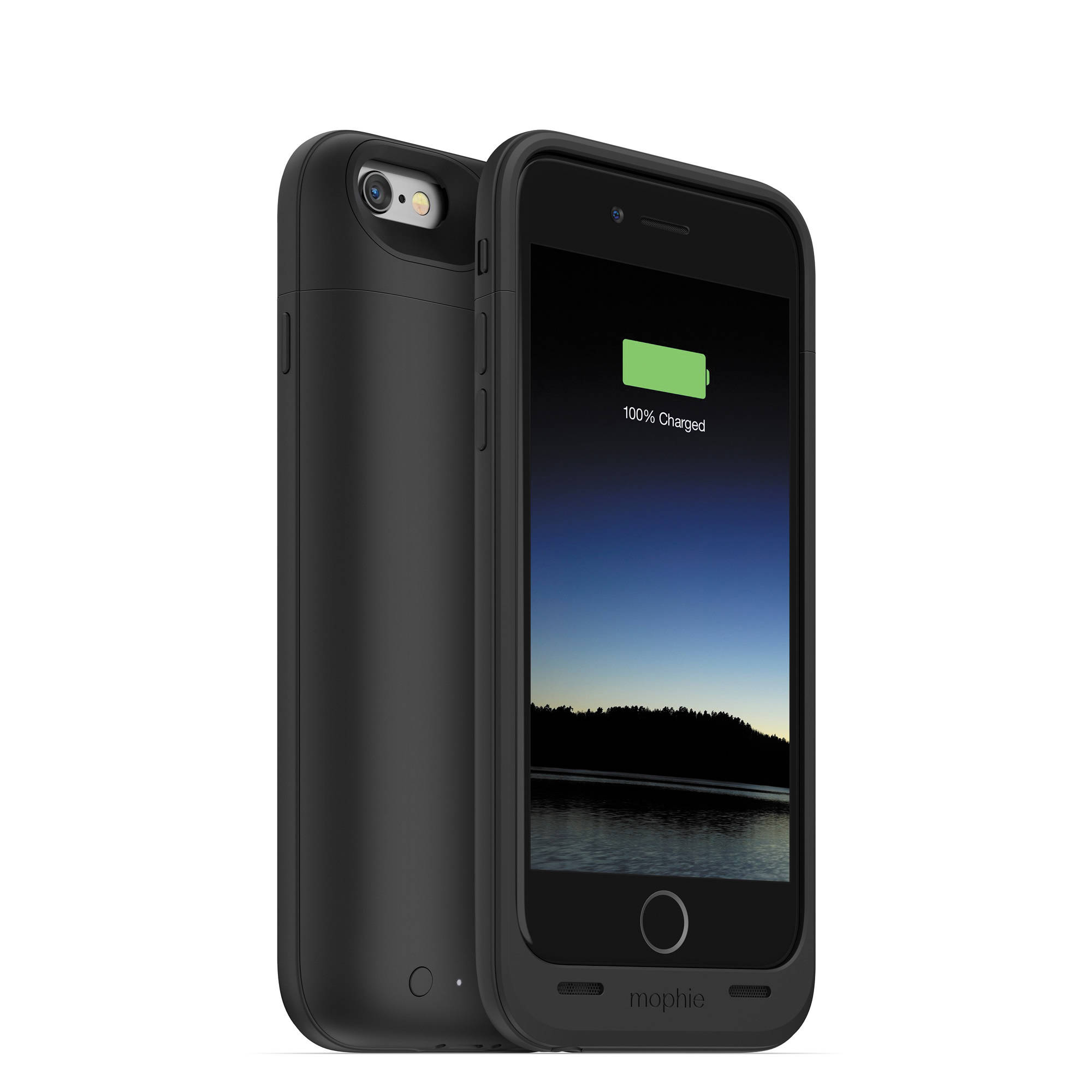 low priced 25d3e 14859 mophie juice pack air for iPhone 6/6s (Black)