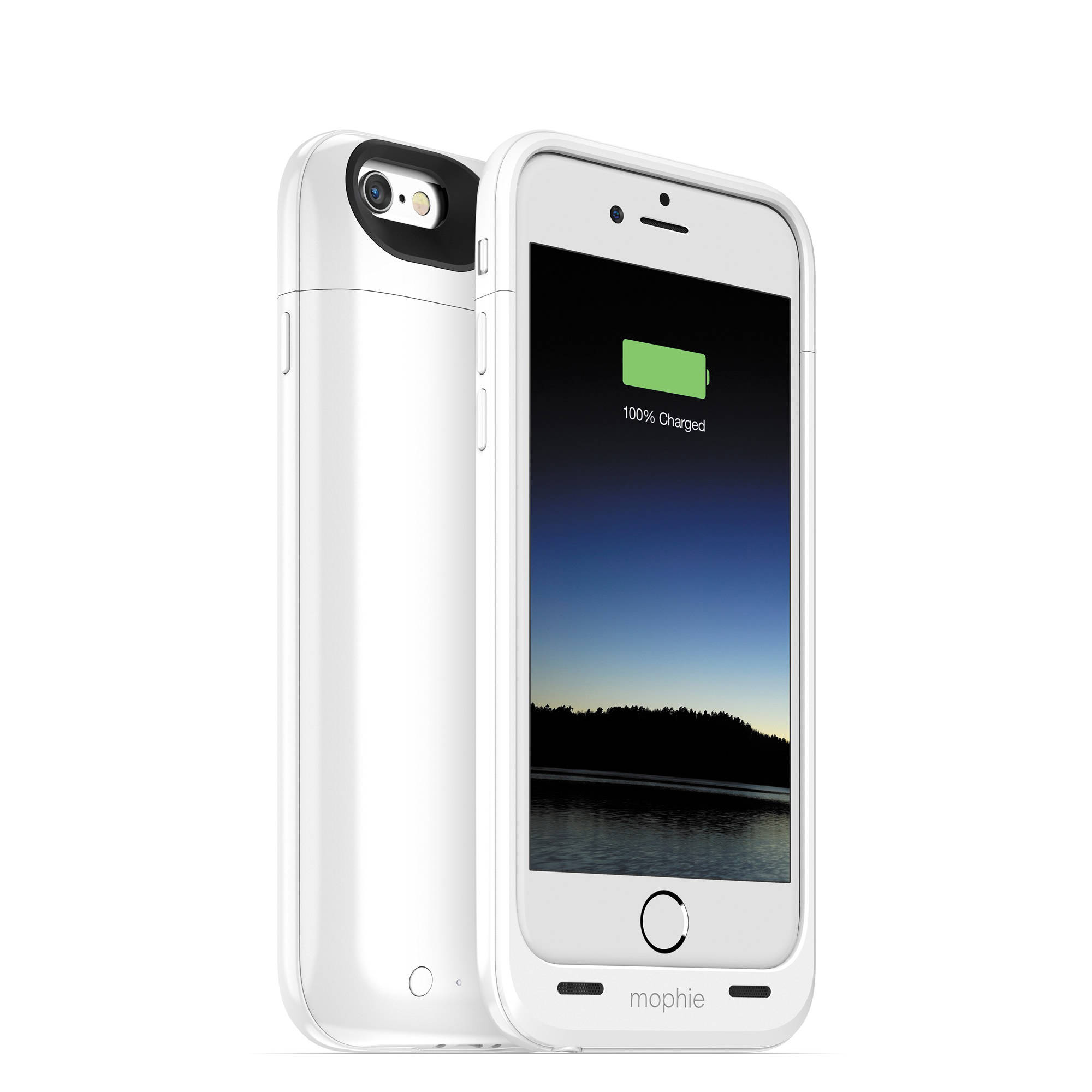 premium selection 0b8fe 569ba mophie juice pack air for iPhone 6/6s (White)