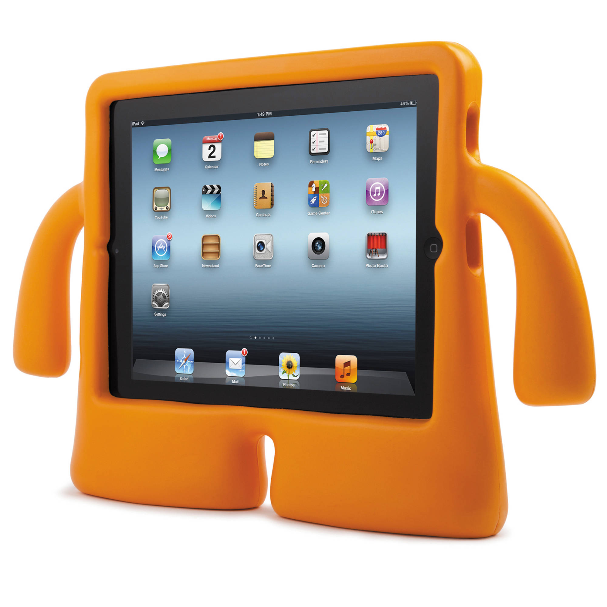 new concept 55e53 e8bda Speck iGuy Case for iPad 2/3/4 (Mango)