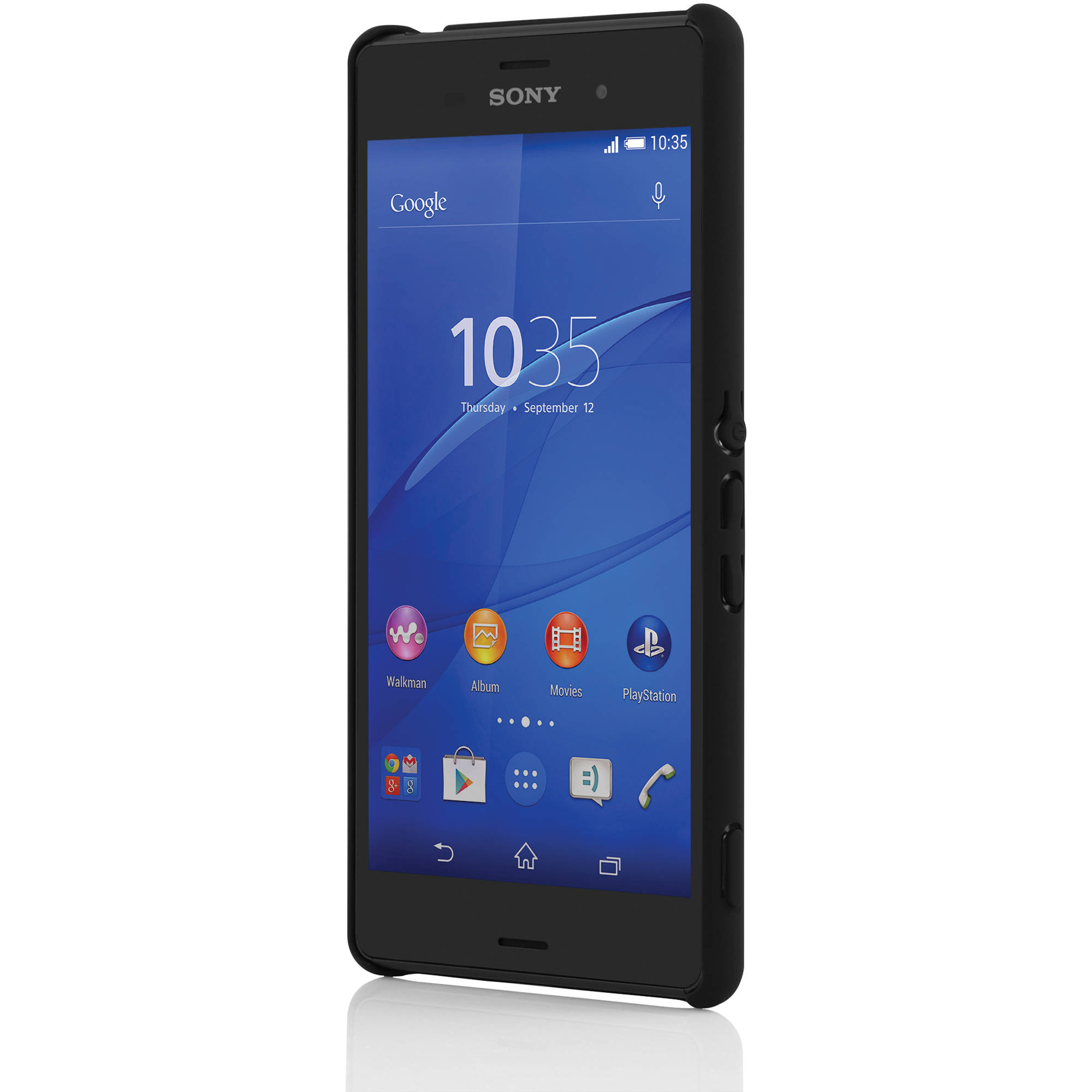 cheap for discount 3fc94 70804 Incipio feather Case for Sony Xperia Z3 (Black)