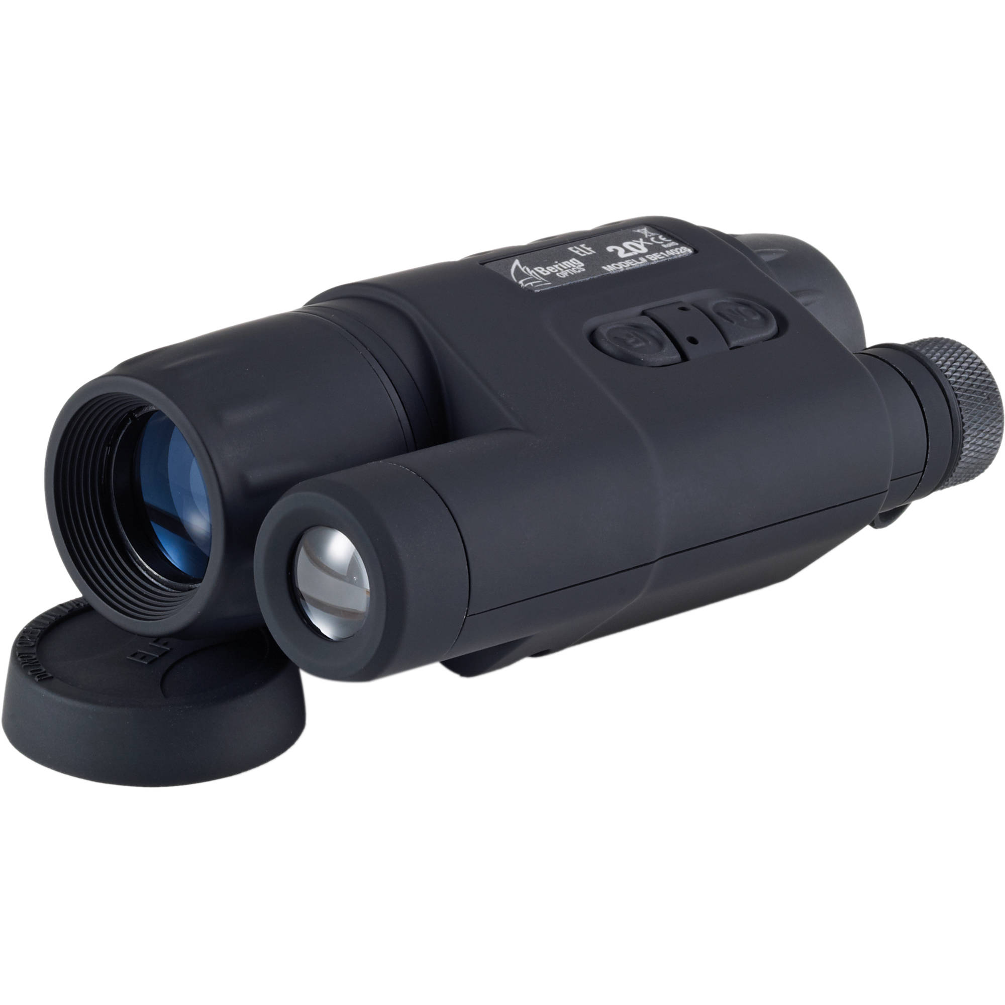 Bering Optics ELF2 2x 1st Generation Night Vision Monocular