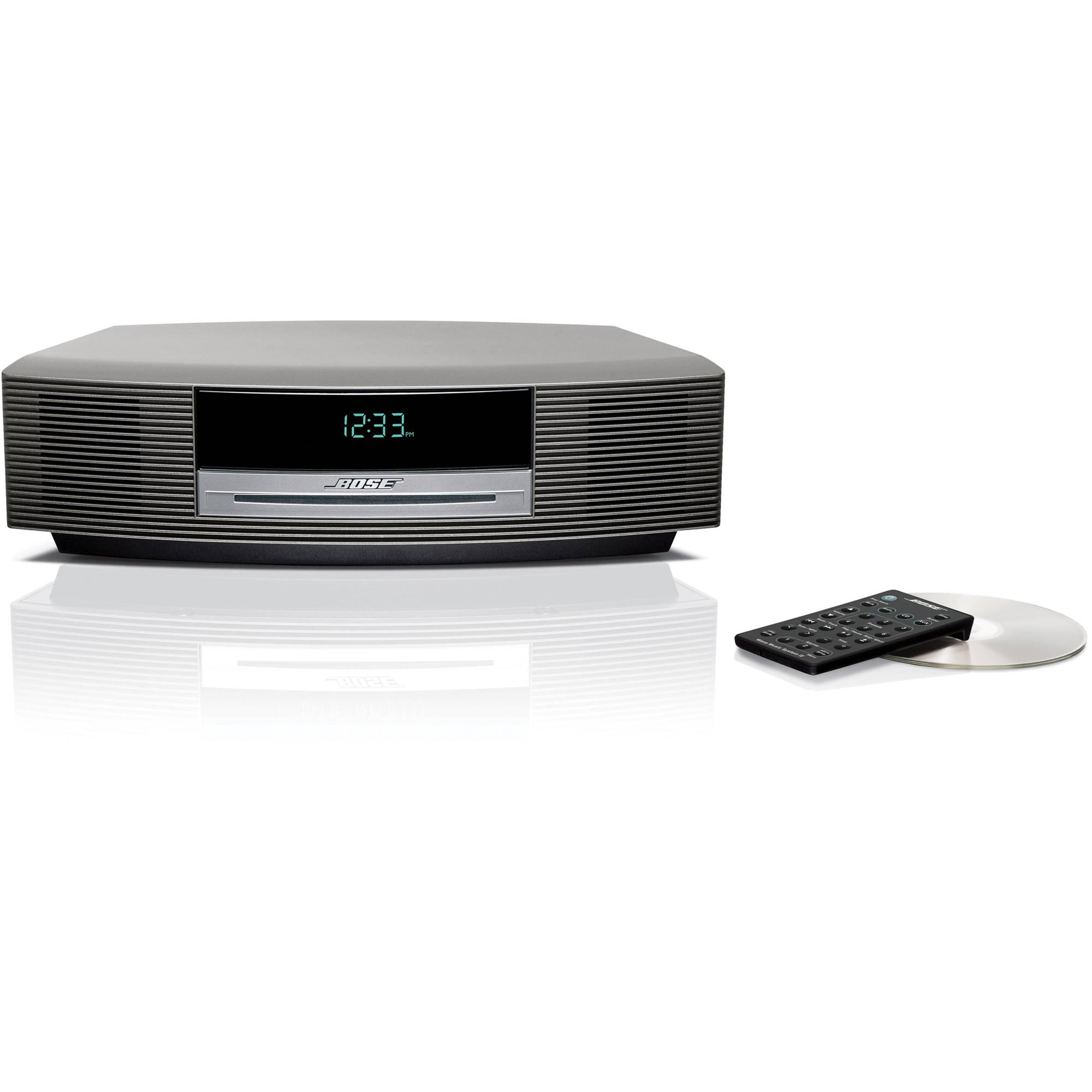 Bose Wave Music System III (Titanium Silver)