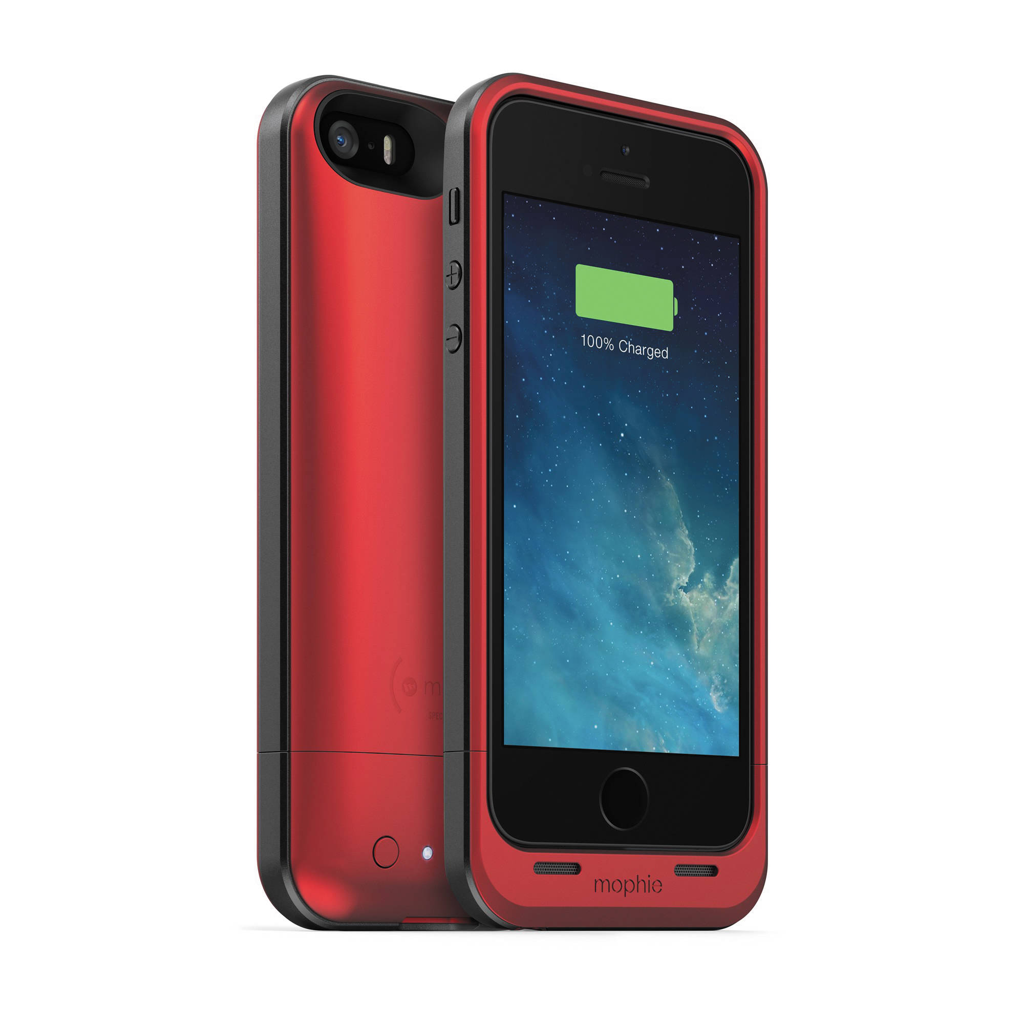 timeless design 99d05 3303d mophie juice pack air for iPhone 6/6s (Red)