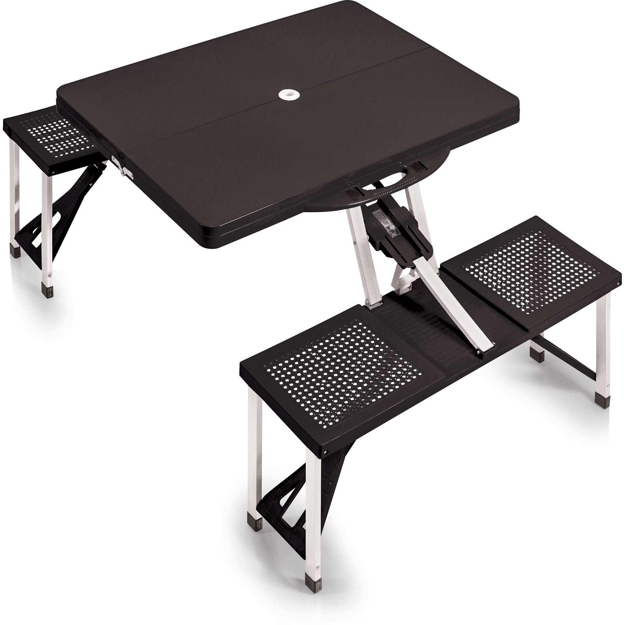 Picnic Time Portable Table With