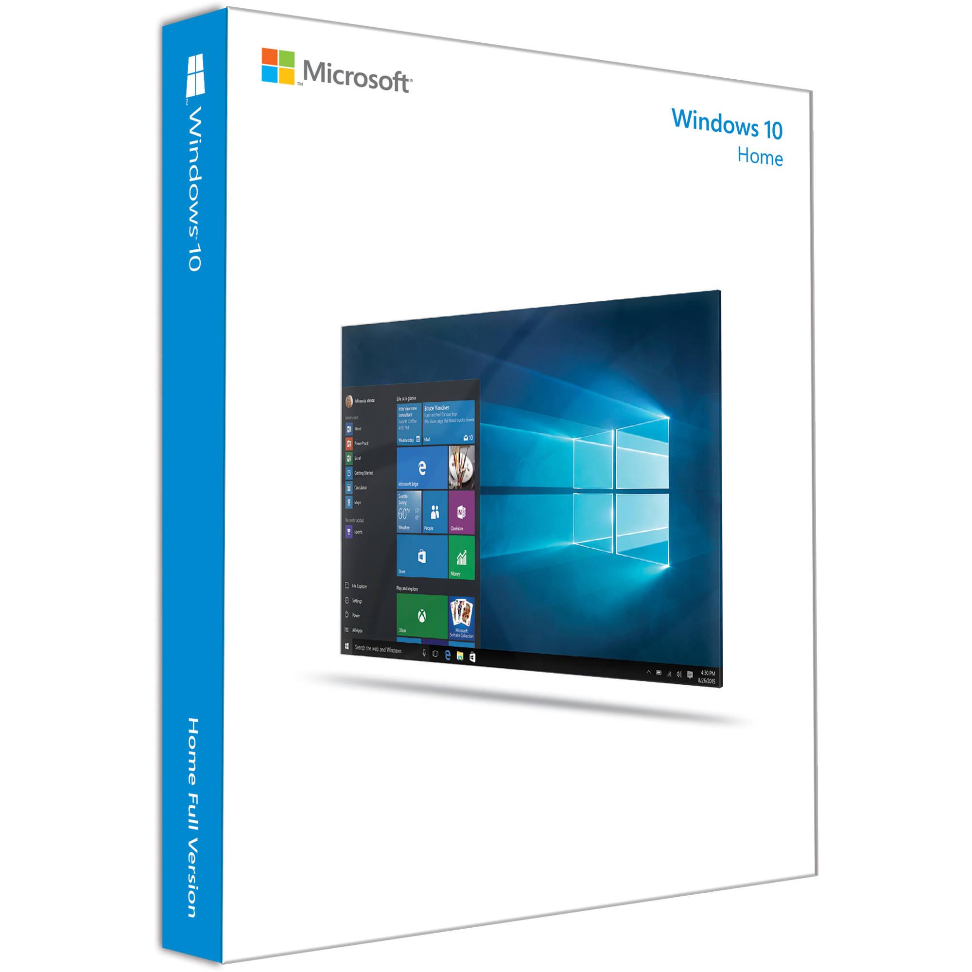 Pleasant Microsoft Windows 10 Pro 64 Bit Oem Dvd Home Interior And Landscaping Spoatsignezvosmurscom