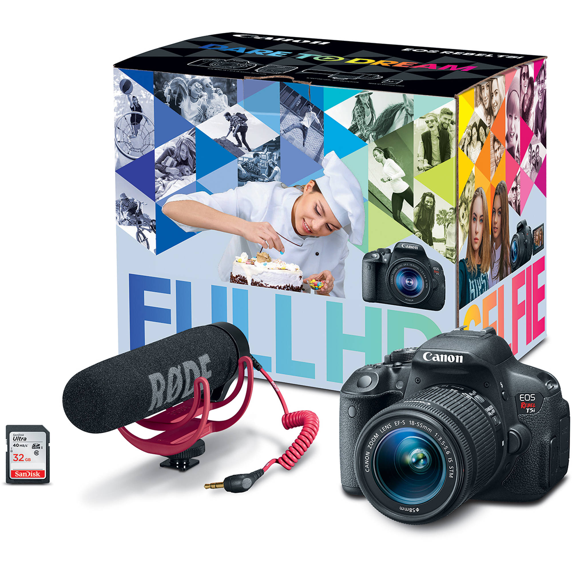 canon t5i package deals