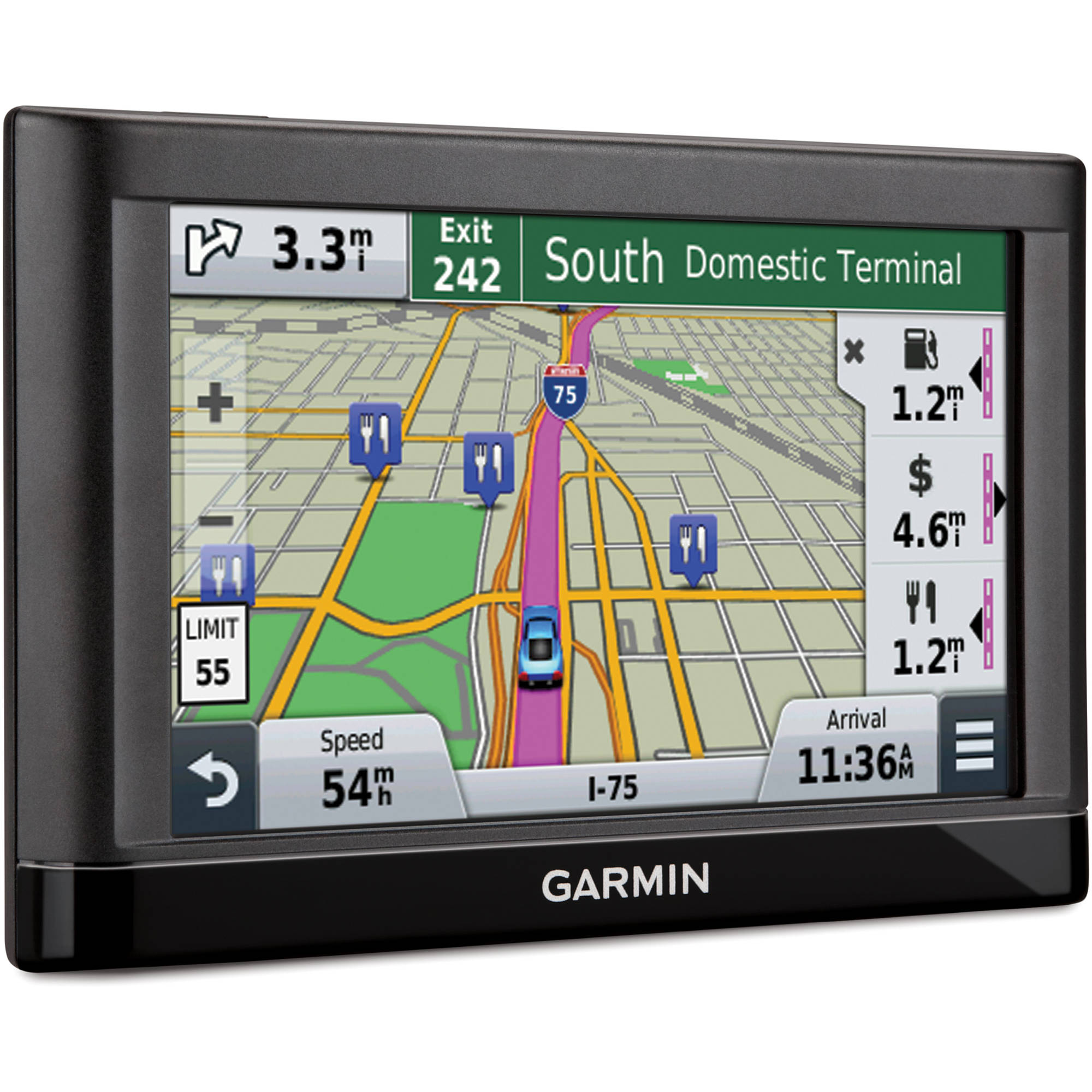 Garmin Nuvi 56LM GPS With US/Canada Maps Maps
