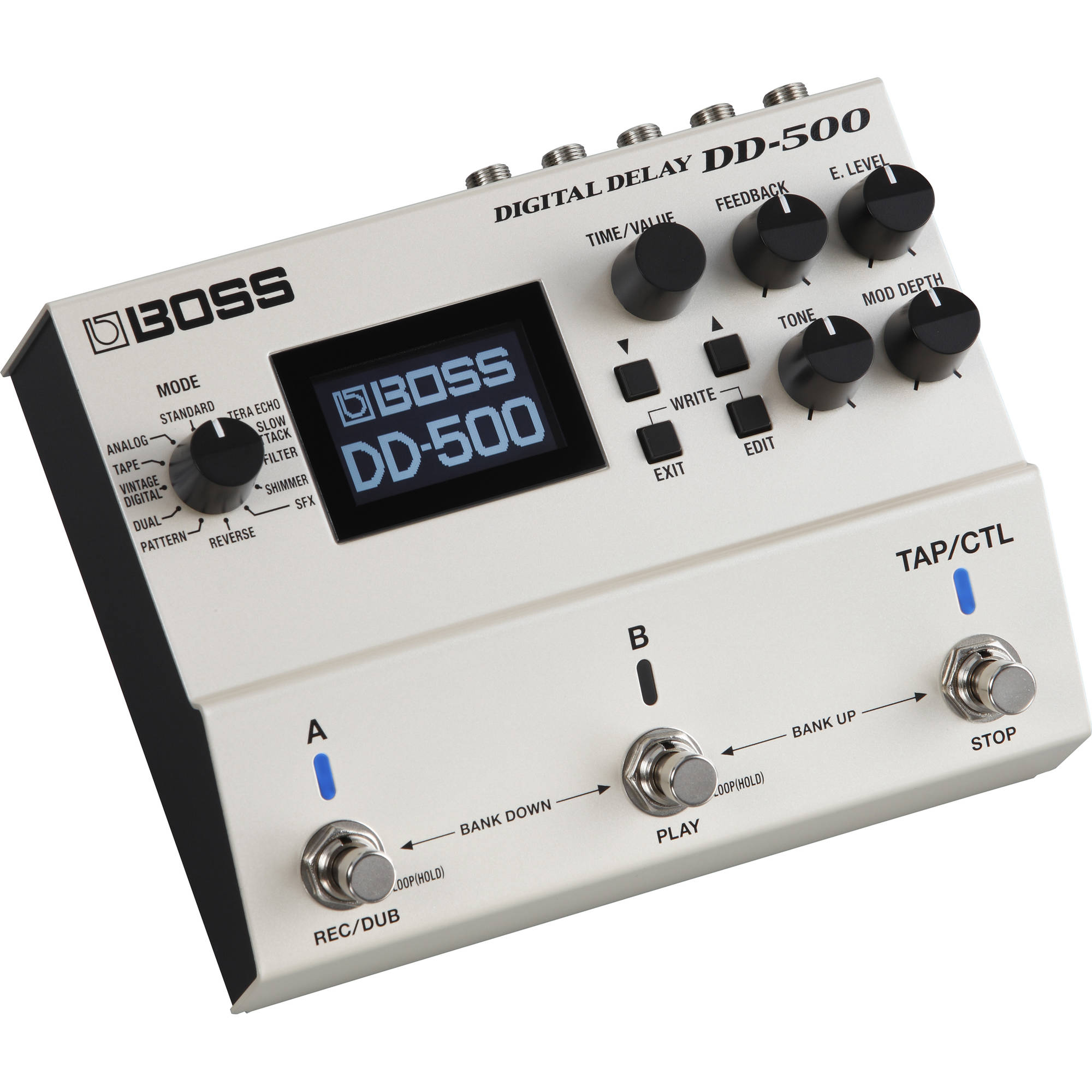 TE-2 Tera Echo Power Supply//AC Adapter for Boss:ES-8 Effects Switching System