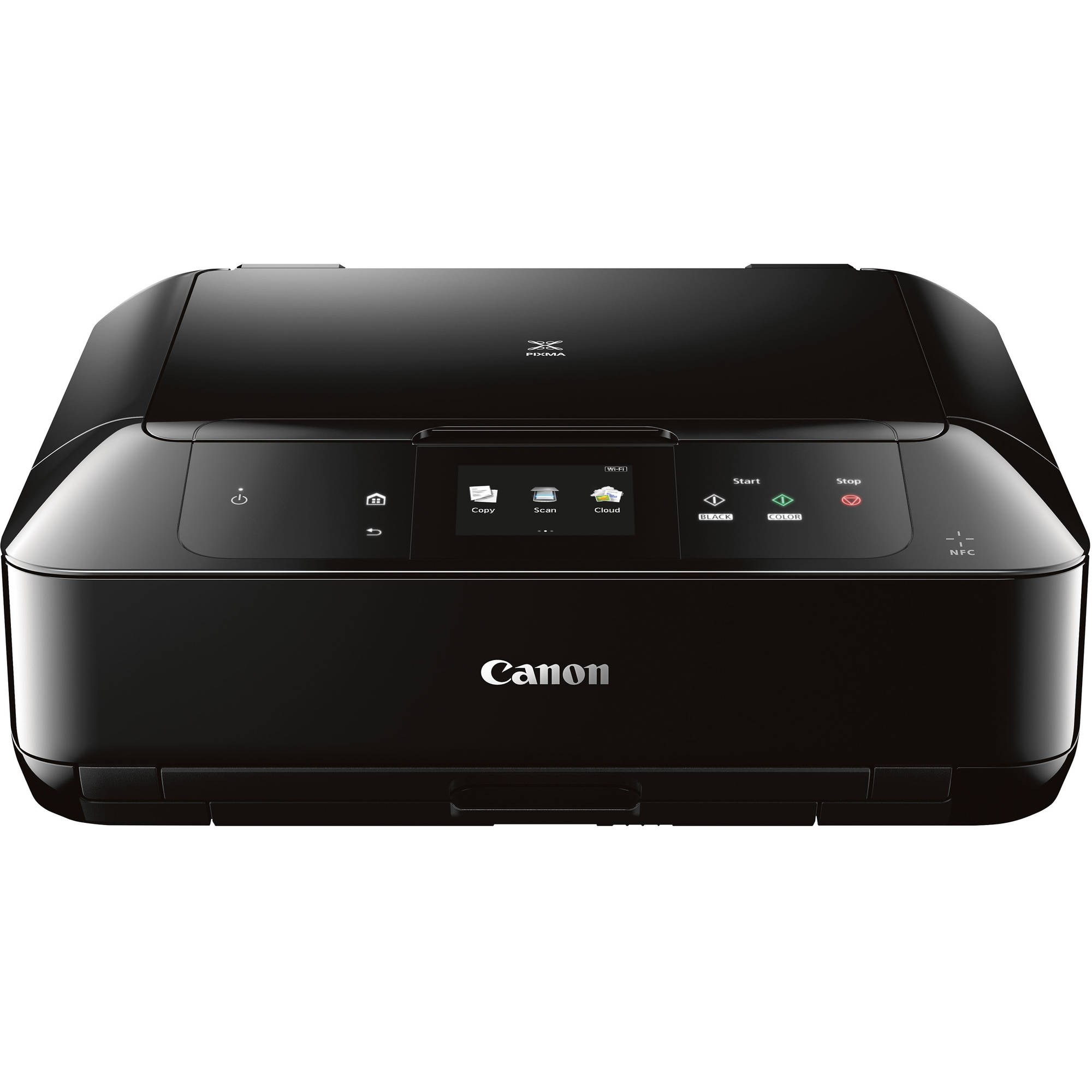 Canon PIXMA MG7720 Wireless All-in-One Inkjet Printer (Black)