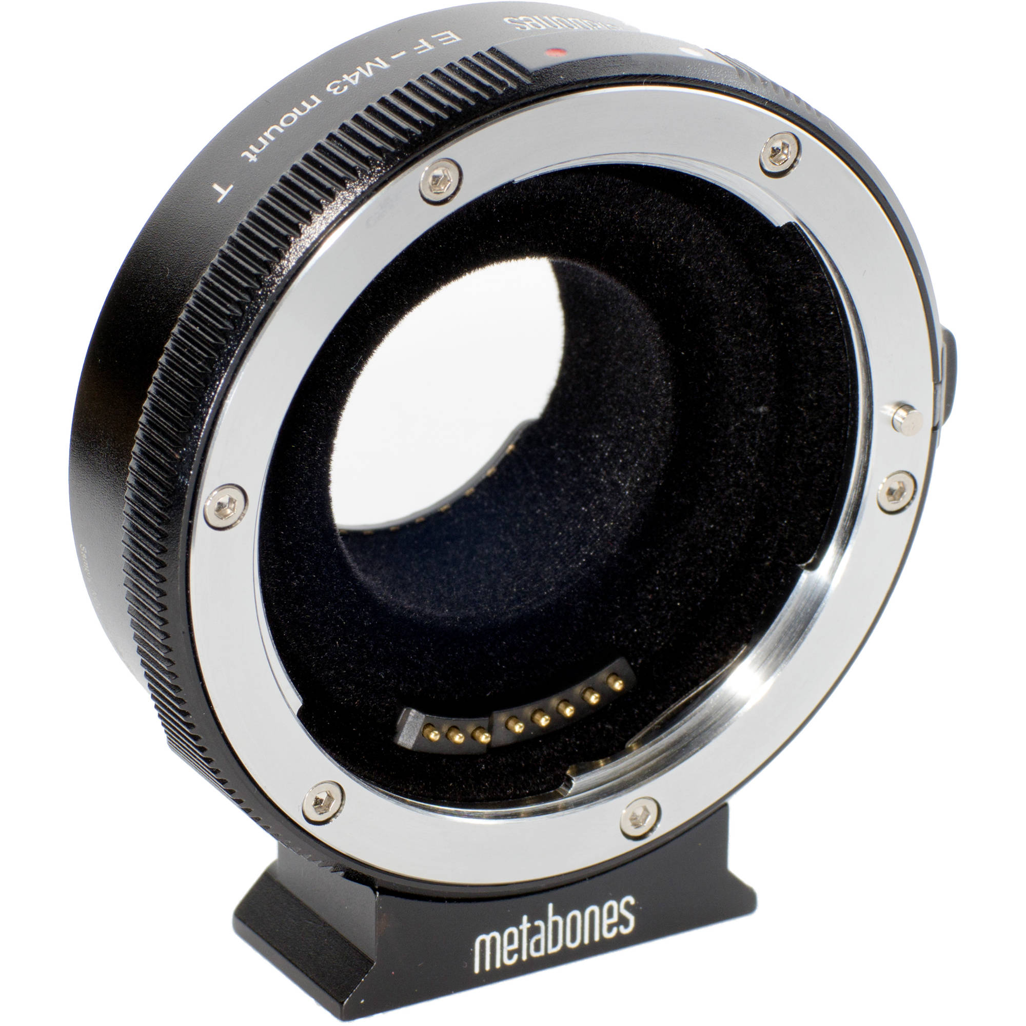 Metabones T Smart Adapter for Canon EF or Can MB_EF-M43-BT2 B&H