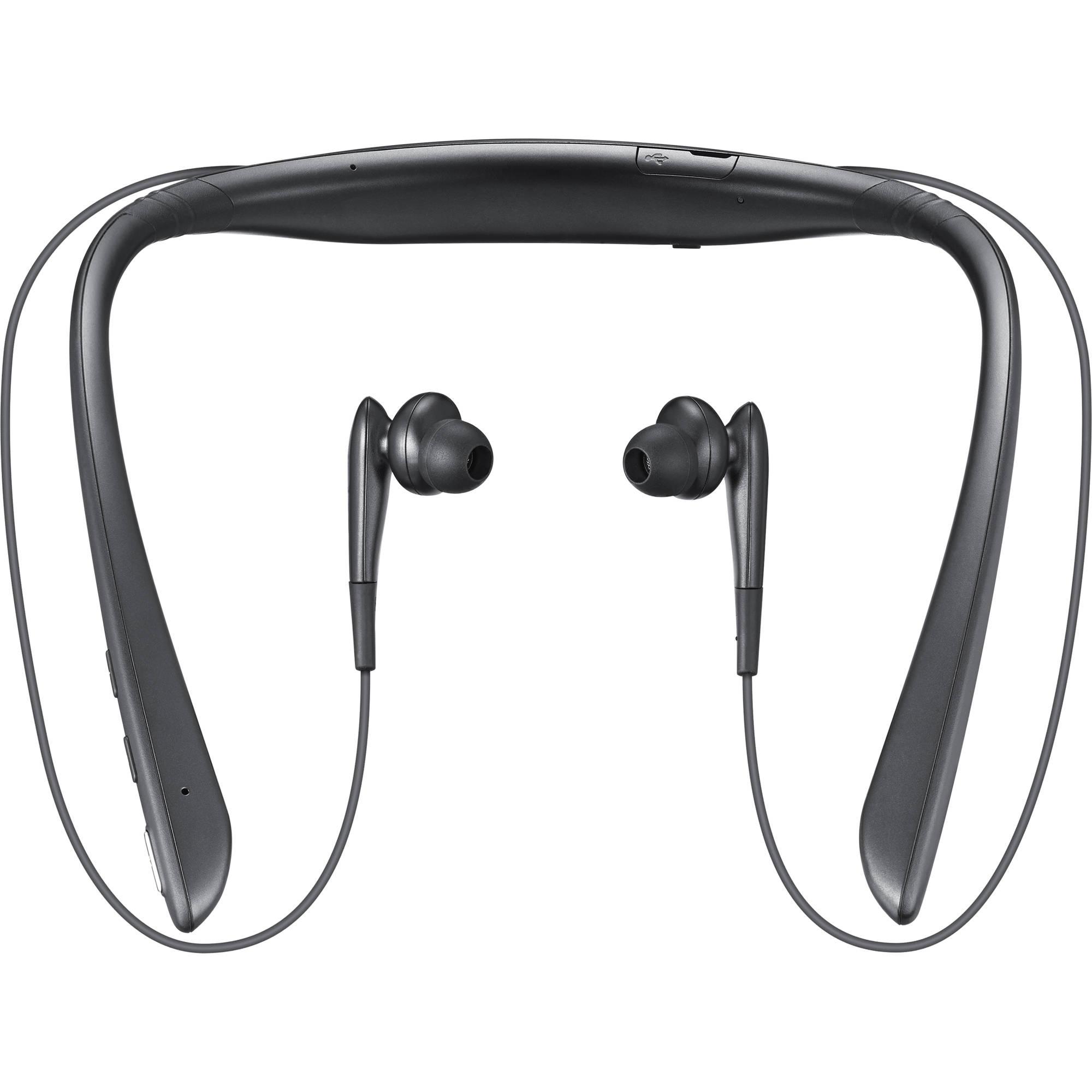 Samsung Level U Pro Bluetooth Wireless Headphones Eo Bn920cbegus