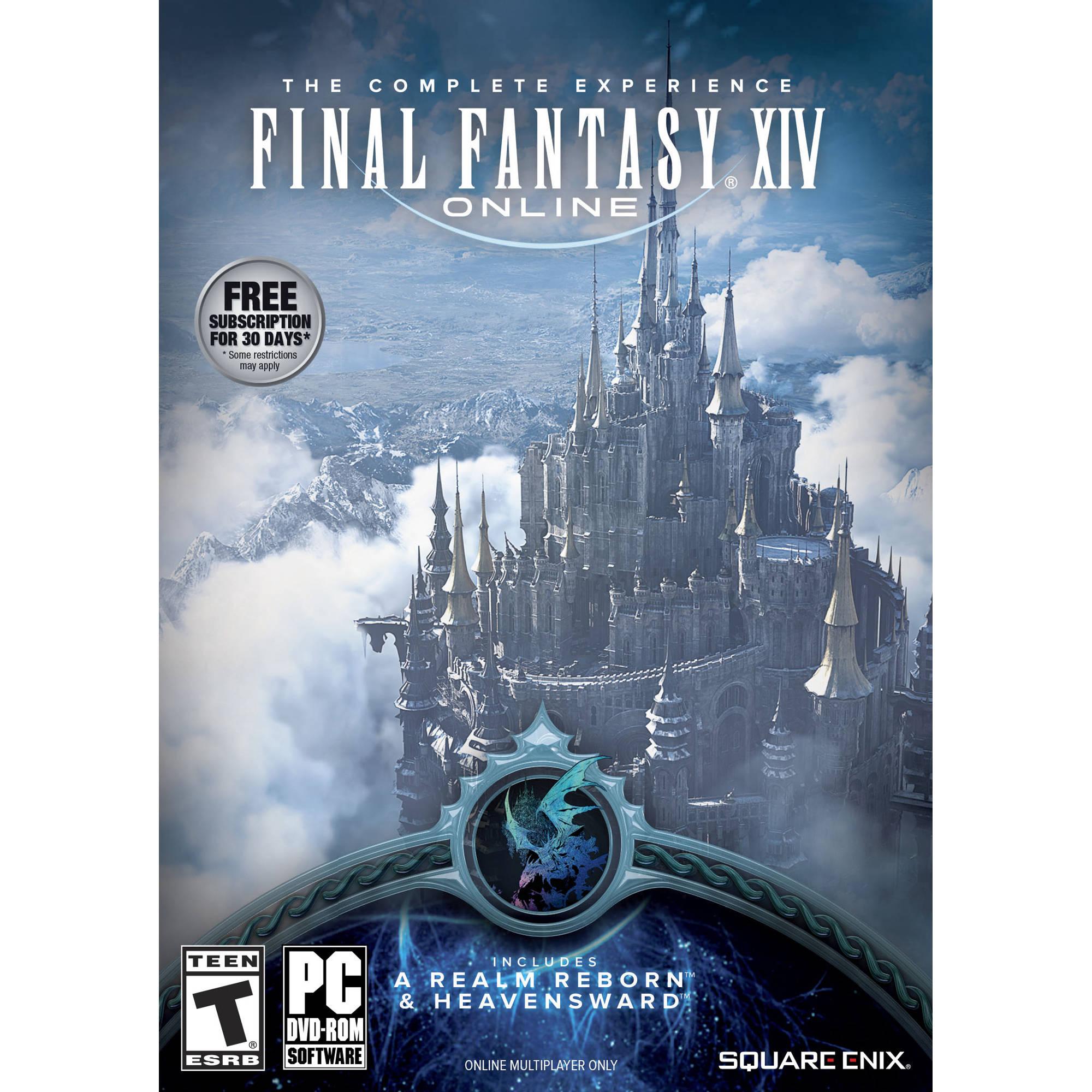 SQUARE ENIX Final Fantasy XIV: Heavensward Bundle (PC)