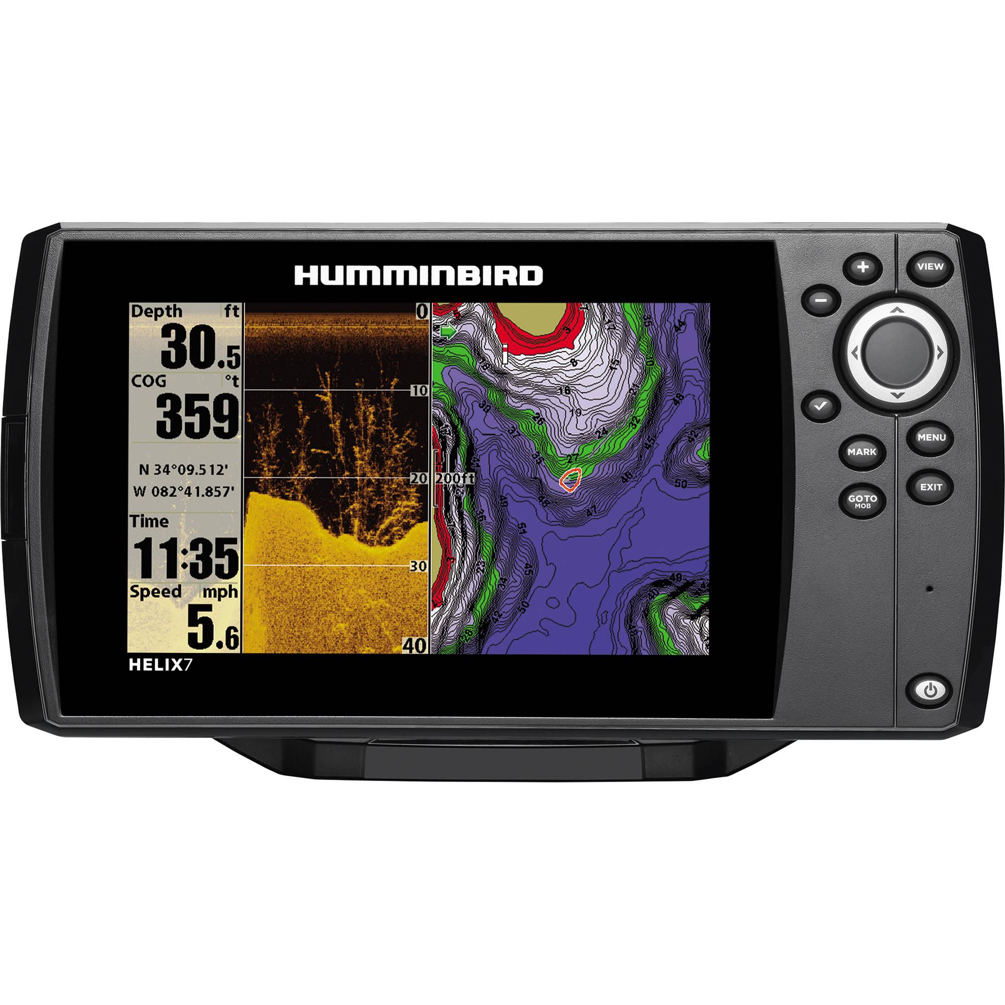 Humminbird Helix 7 DI GPS Fishfinder