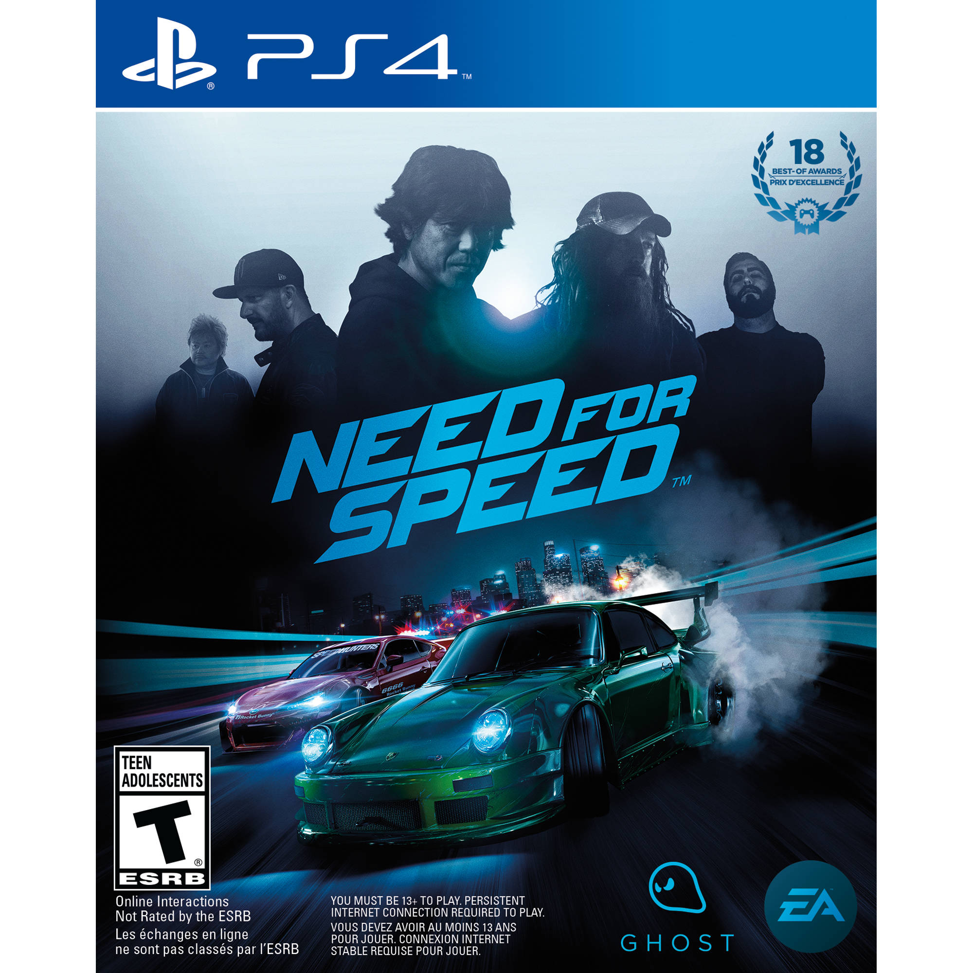 Electronic Arts Need for Speed (PS4) 36861 B&H Photo Video