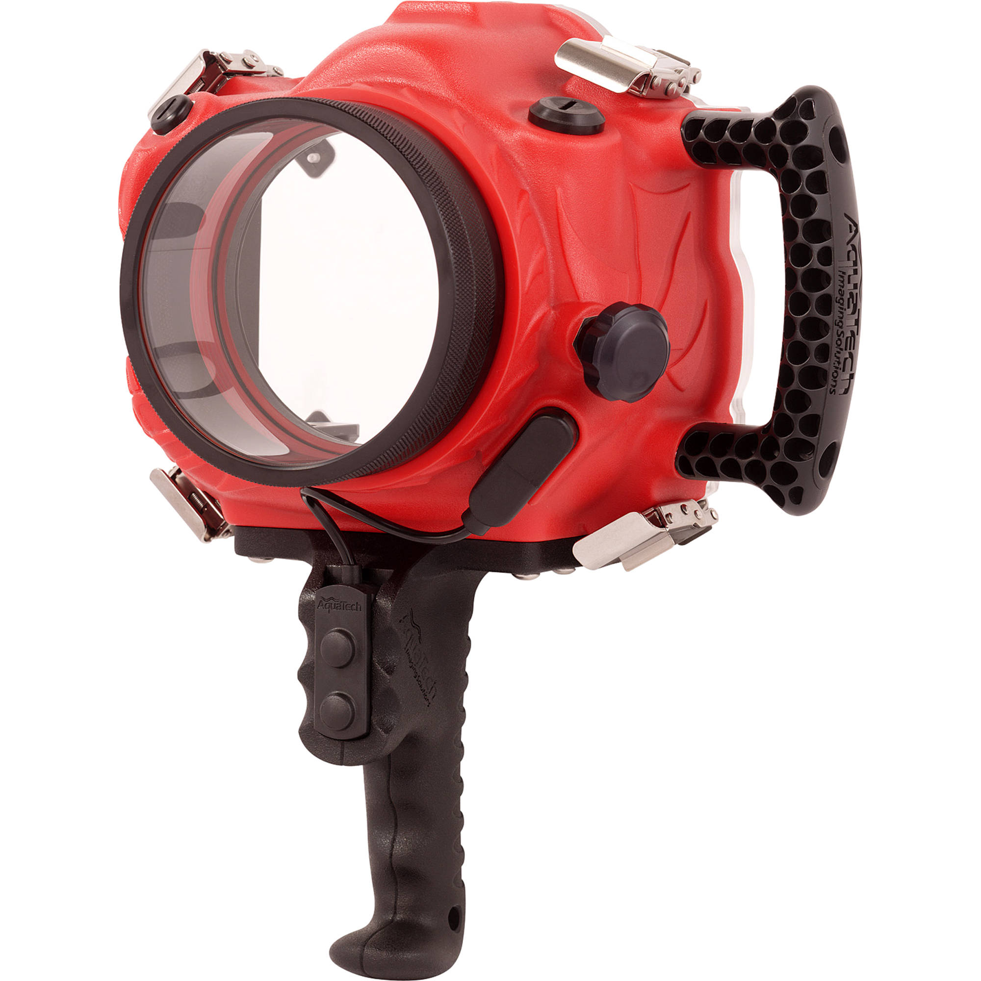 AquaTech BASE 70D Underwater Sport Housing for Canon EOS 70D or 80D