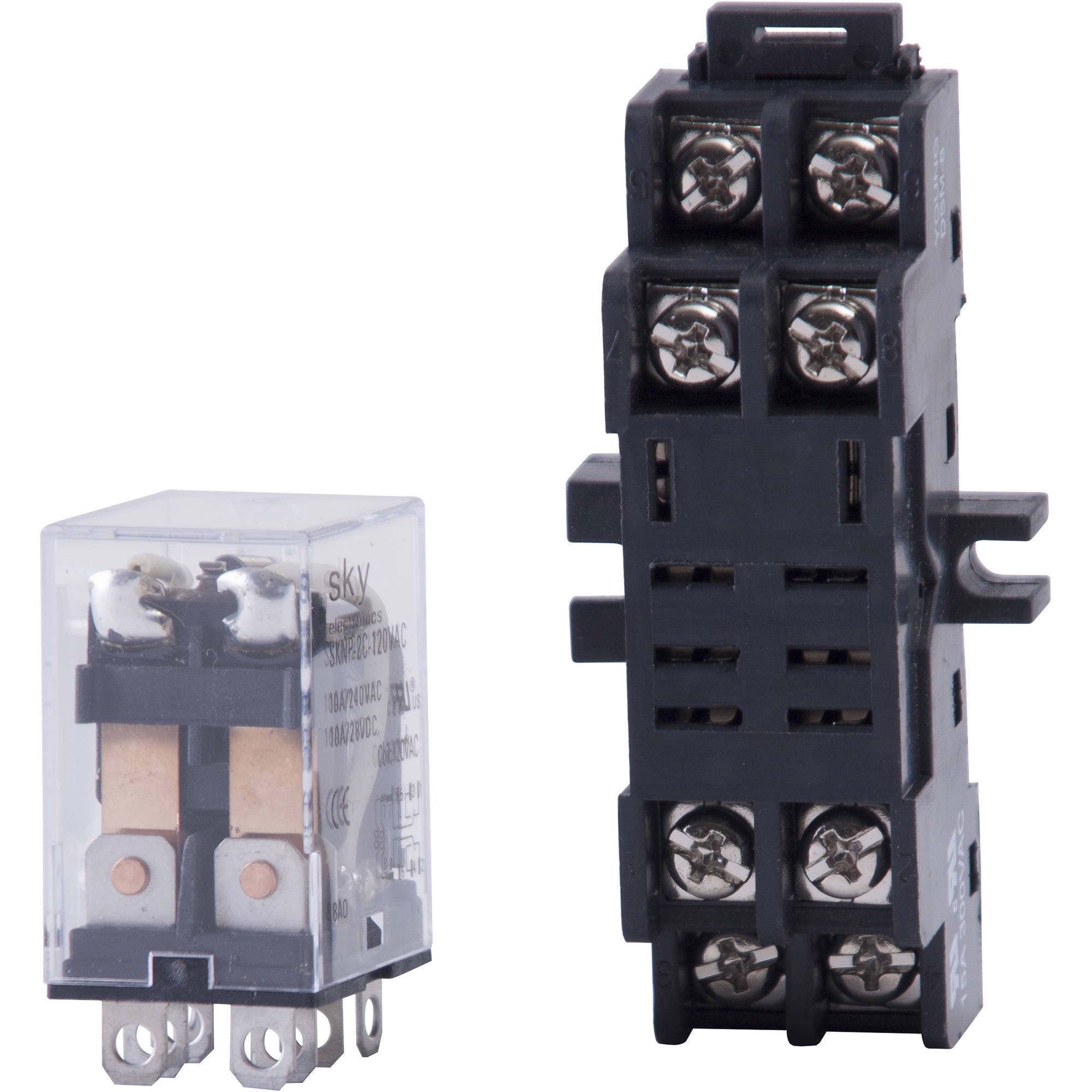 [DIAGRAM_3US]  ALTRONIX 120VAC Relay and Base Module RAC120 B&H Photo Video | Altronix Timer Relay Wiring Diagram |  | B&H