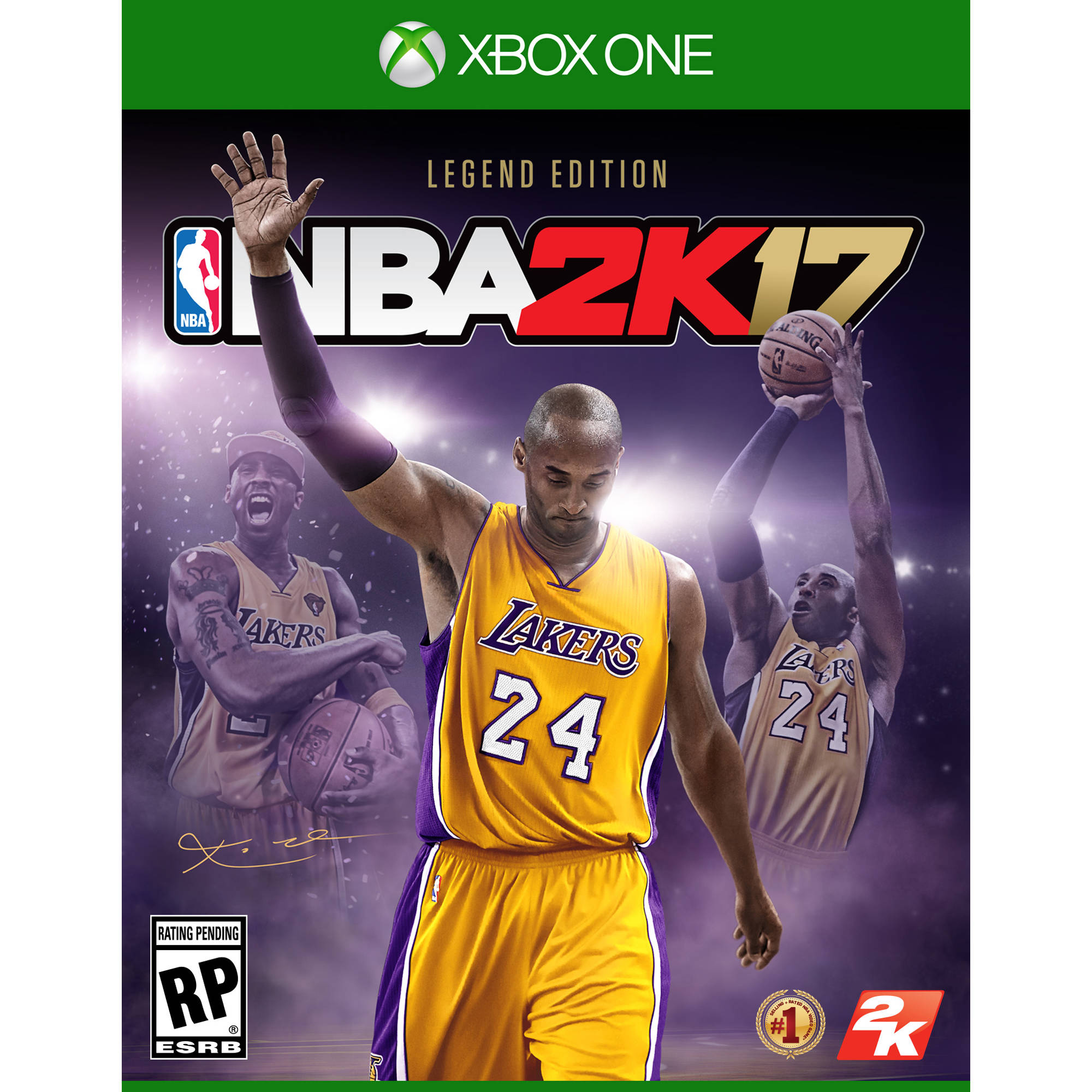 Take Two Nba 2k17 Legend Edition Xbox One