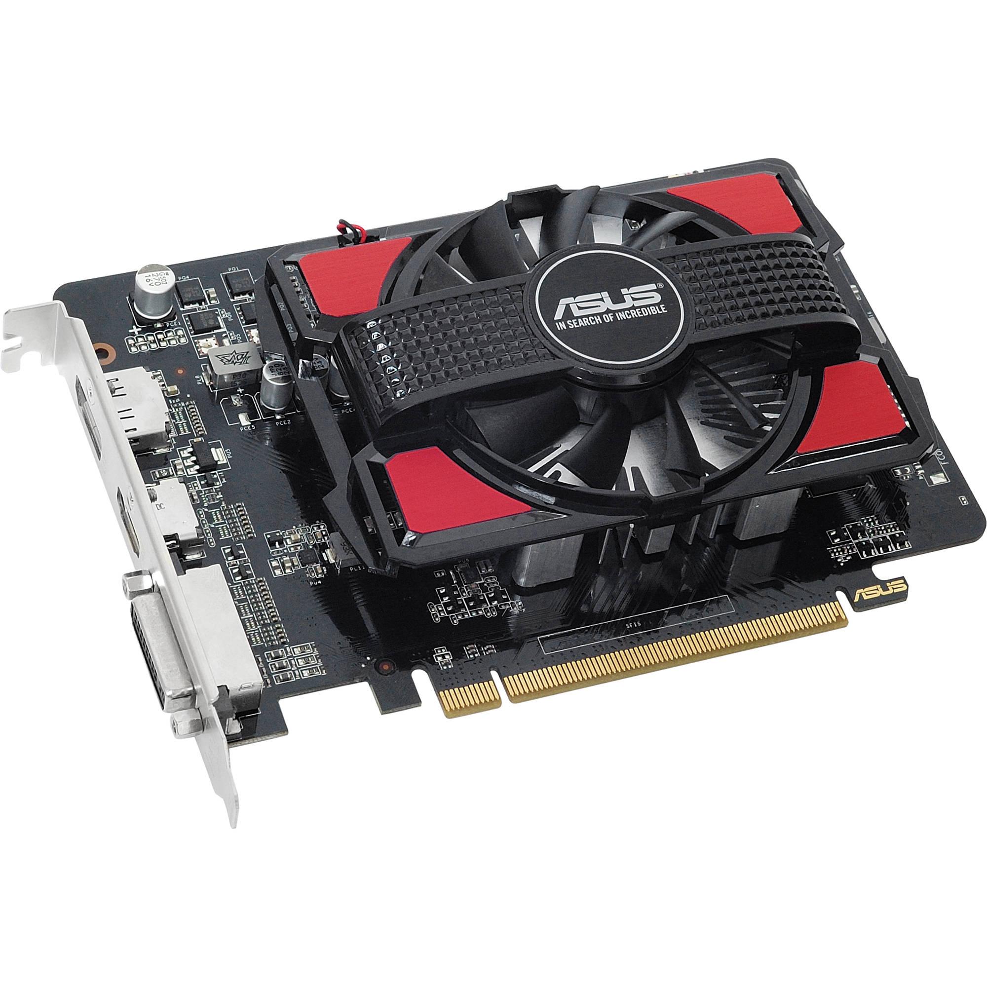 ASUS Radeon R7 250 Graphics Card