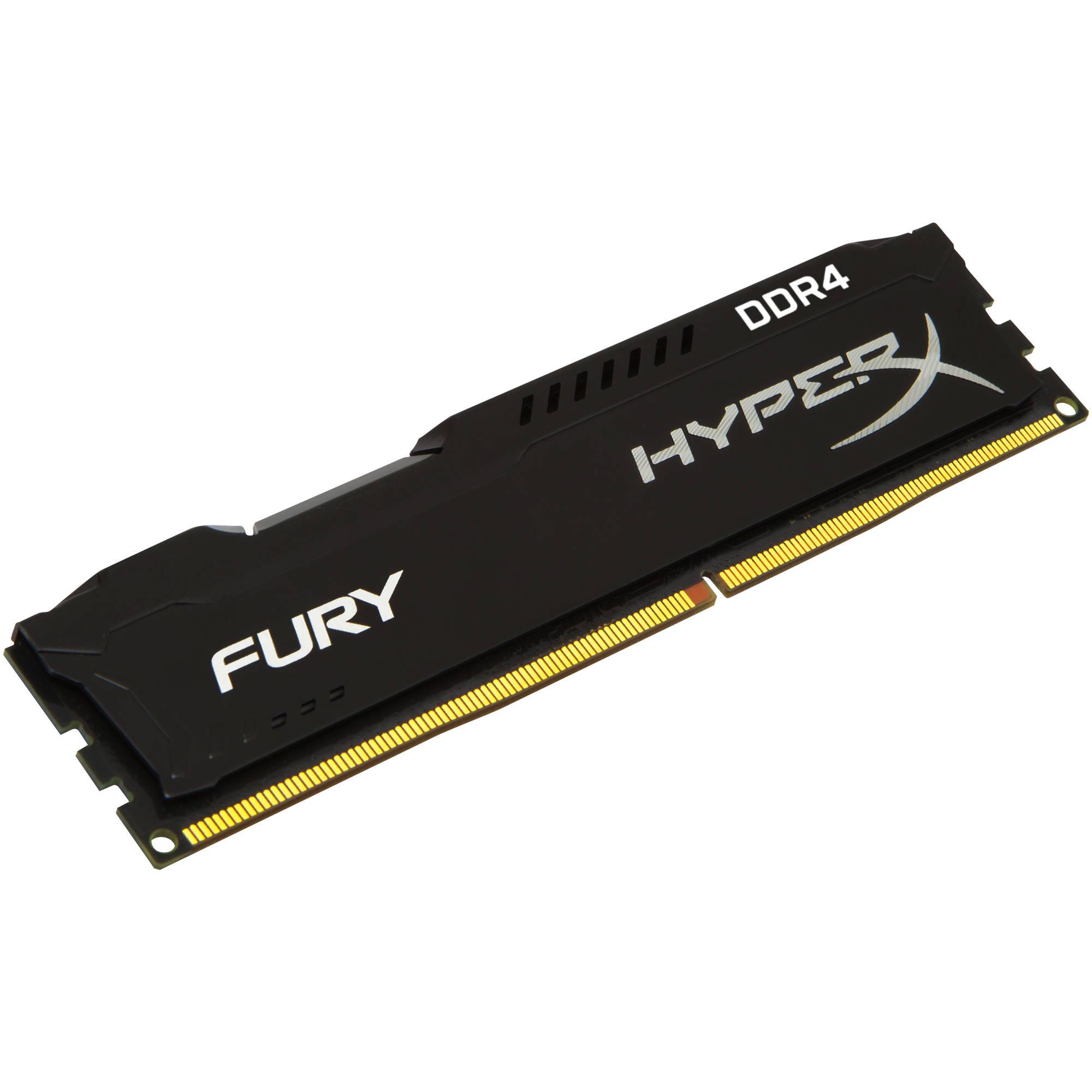 Kingston HyperX Series 8GB DDR4-2133 CL14 288-Pin DIMM Memory Module