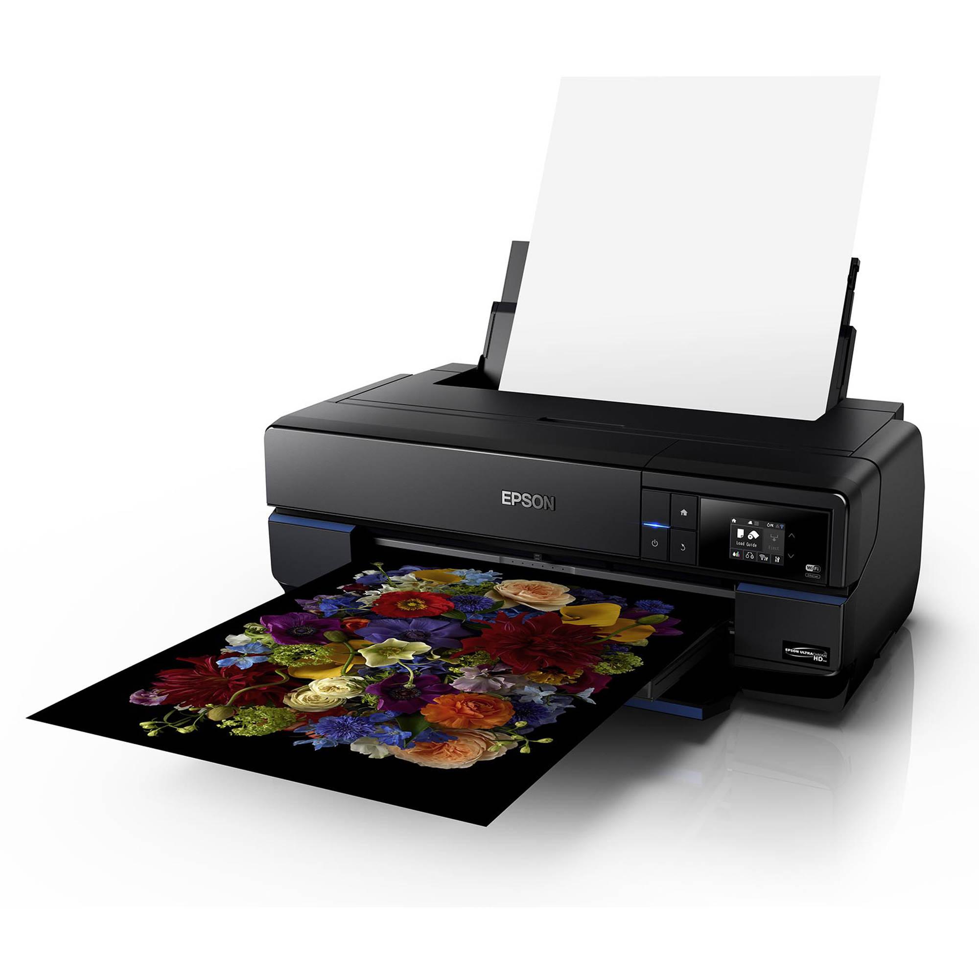 Epson SureColor P800 Designer Edition Inkjet Printer