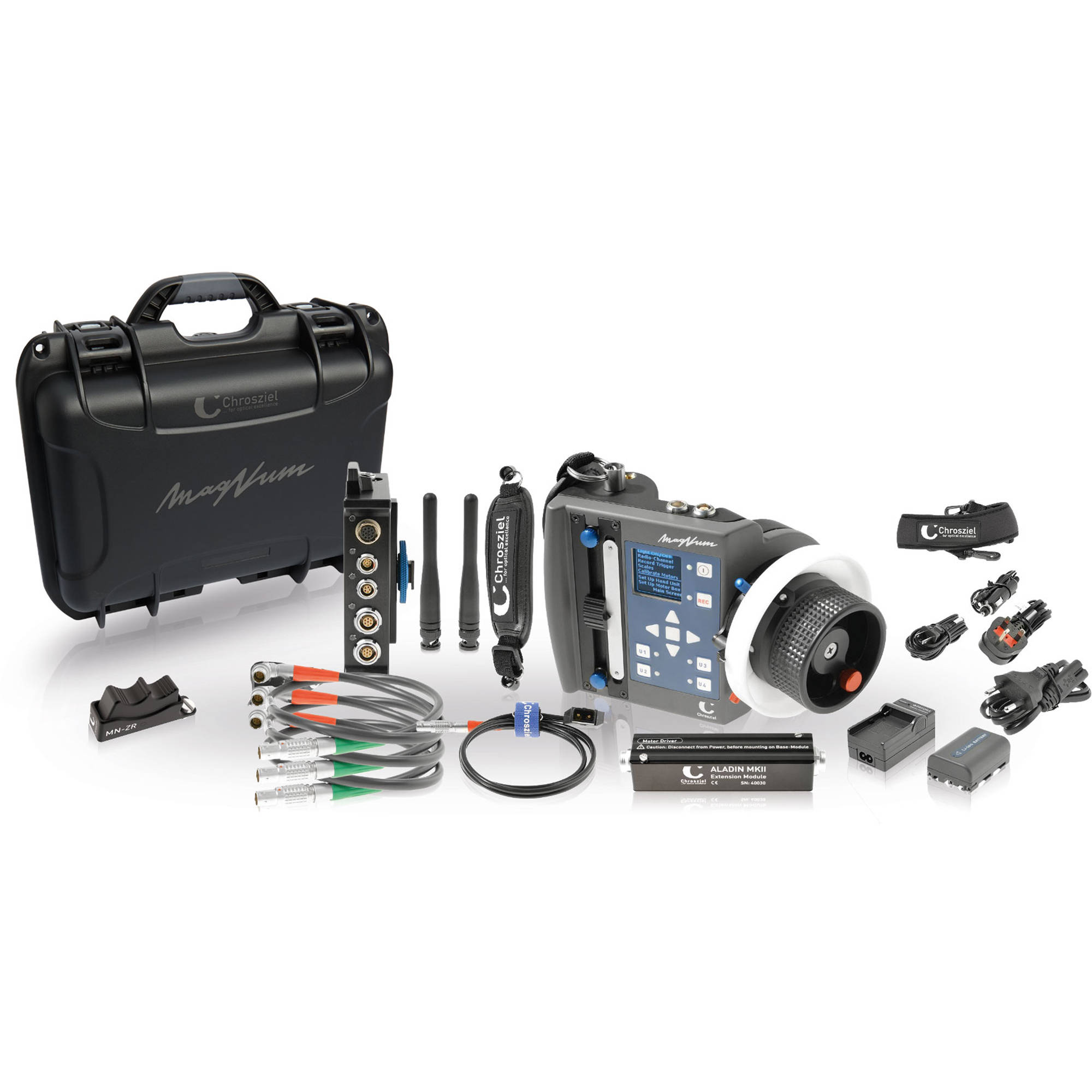 Preston standard lens motor cable Lemo 1B 7 pin 60cm