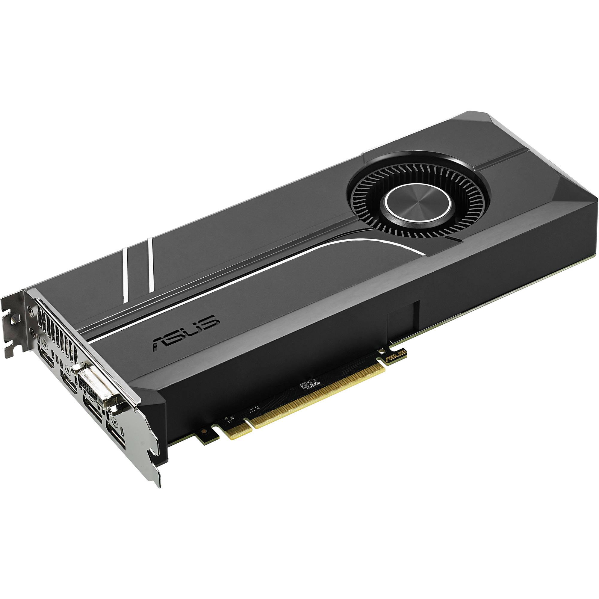 ASUS Turbo GeForce GTX 1060 Graphics Card