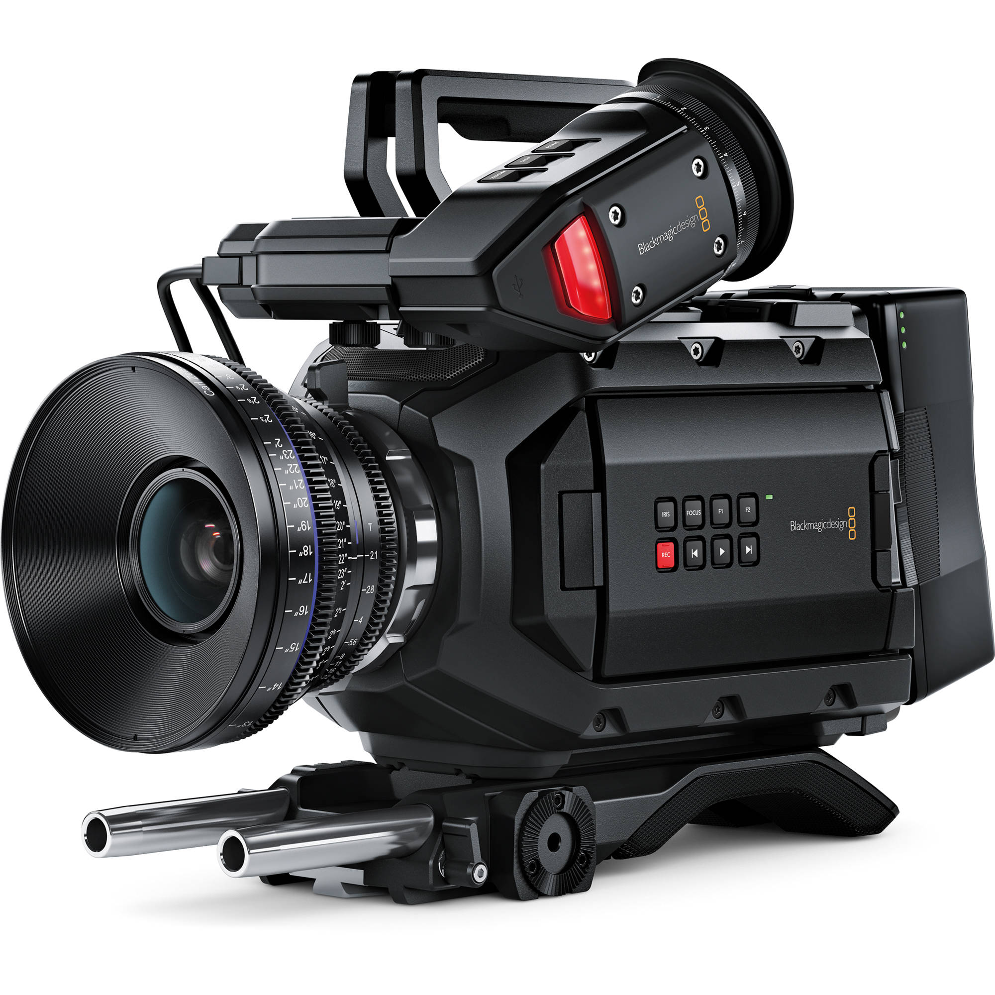 Blackmagic Design Ursa Mini 4 6k Digital Cinema Cineursam46k Pl