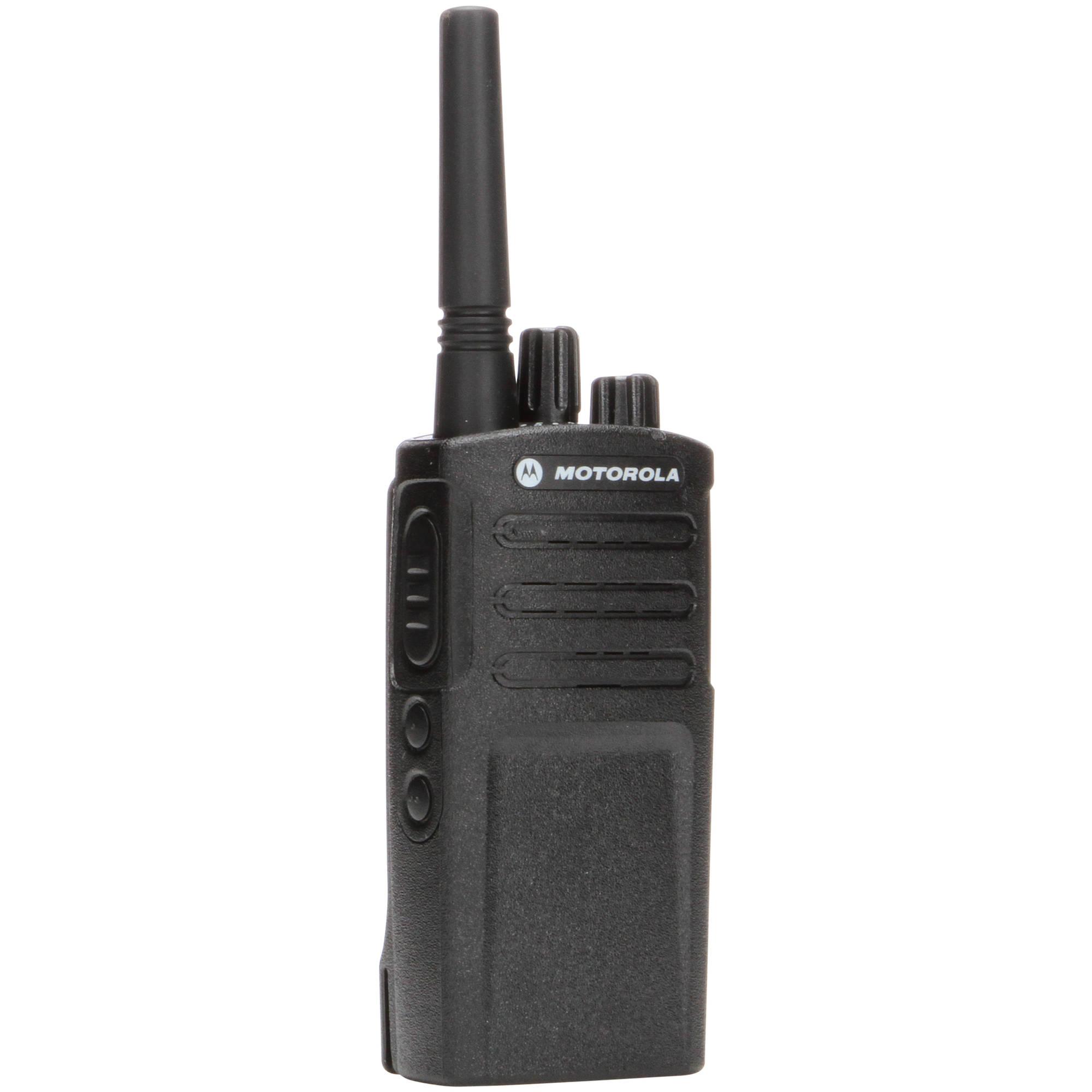 Motorola RMV2080 On-Site 2-Way Business Radio (Single)