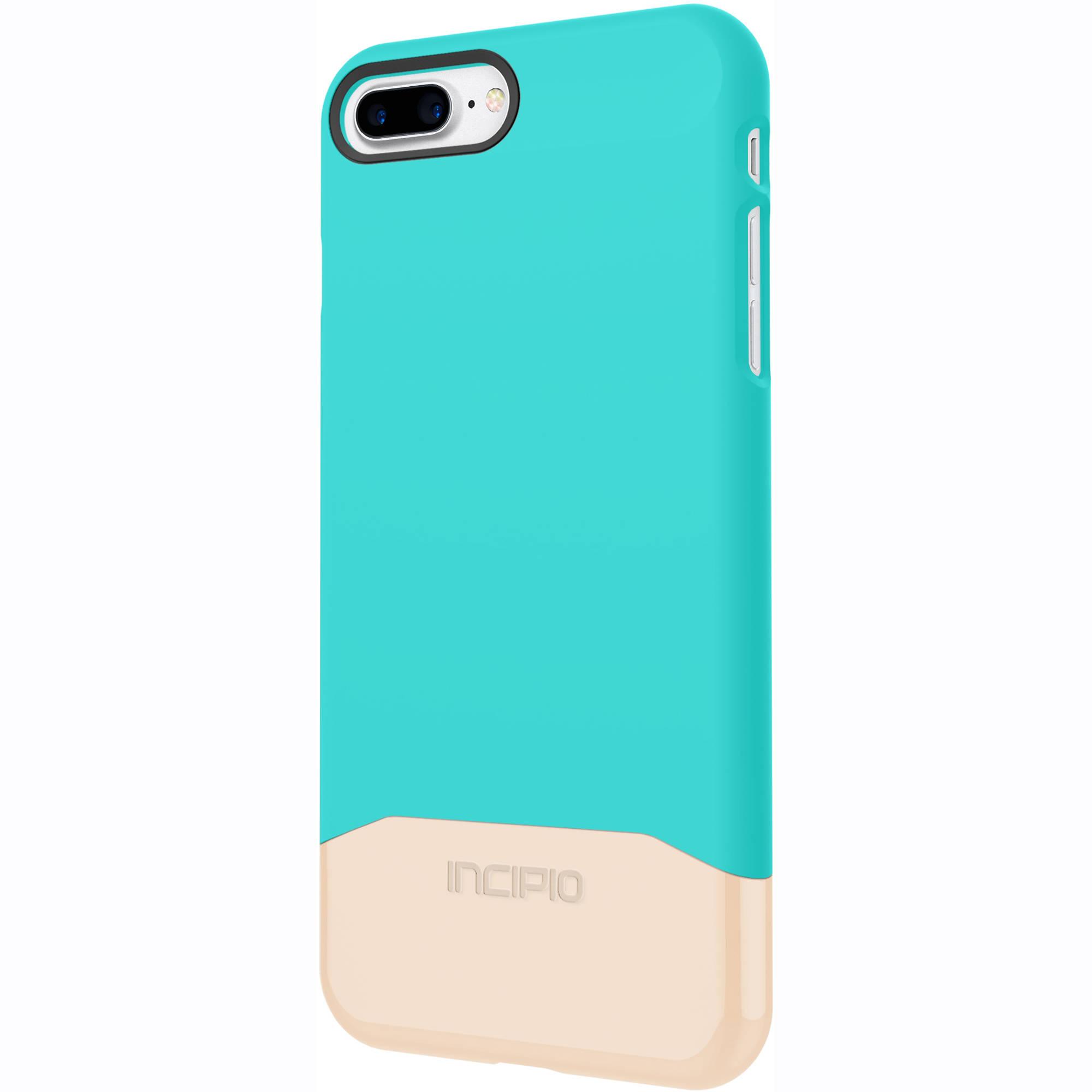 premium selection 0f208 5311e Incipio Edge Chrome Case for iPhone 7 Plus (Turquoise/Champagne Chrome)