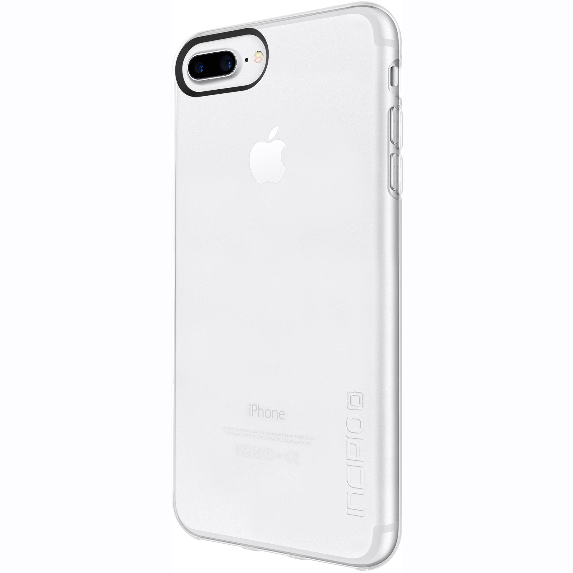 brand new 42496 4f3a4 Incipio NGP Pure Case for iPhone 6 Plus/6s Plus/7 Plus (Clear)