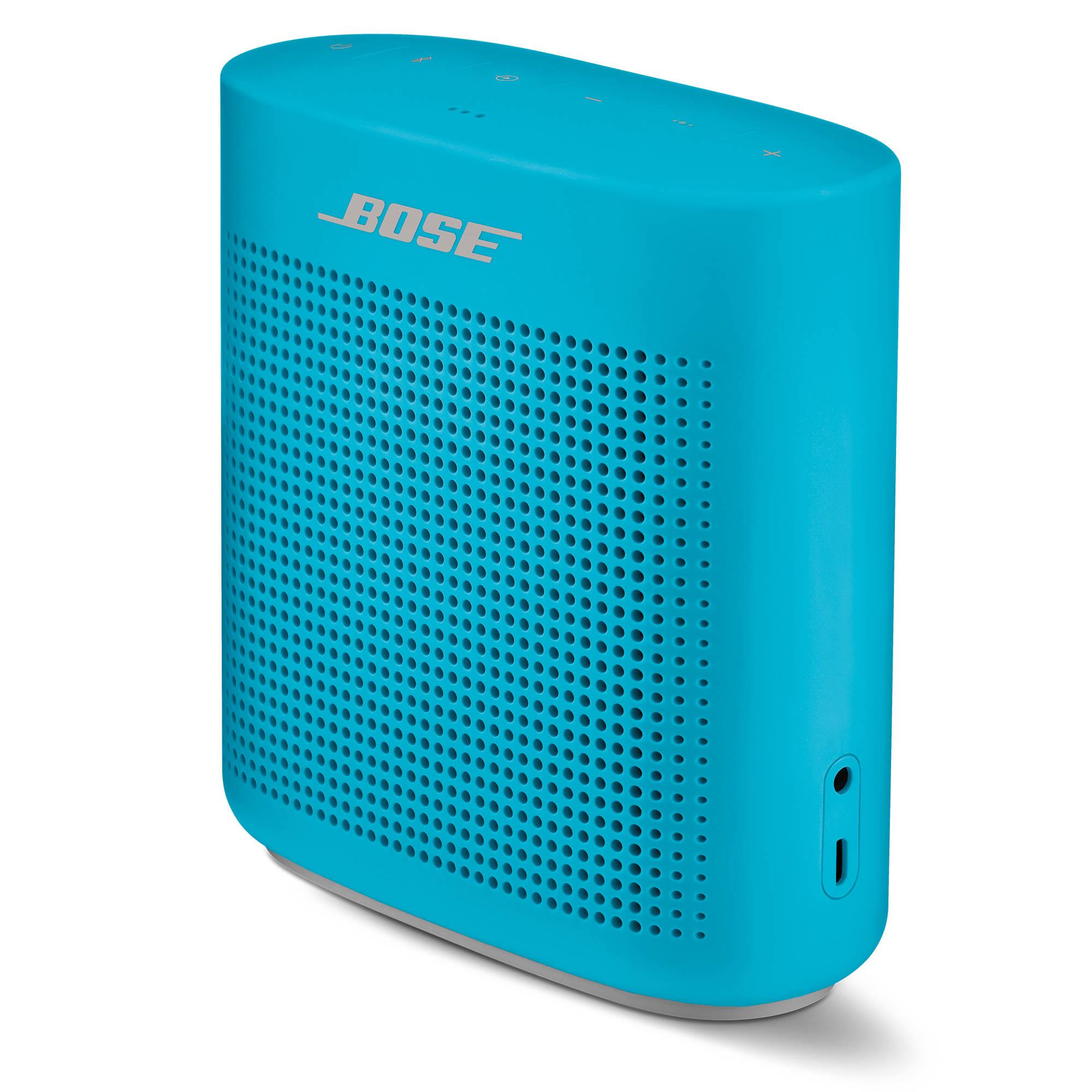 Bose SoundLink Color II Bluetooth Speaker (Aquatic Blue)