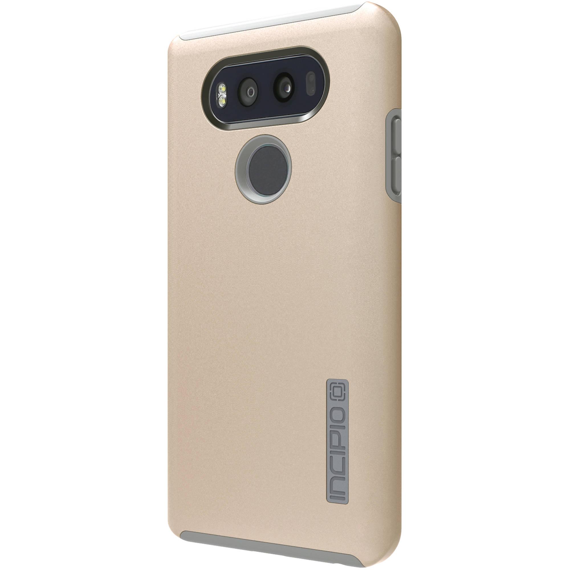 size 40 c5714 62417 Incipio DualPro Case for LG V20 (Iridescent Champagne/Gray)