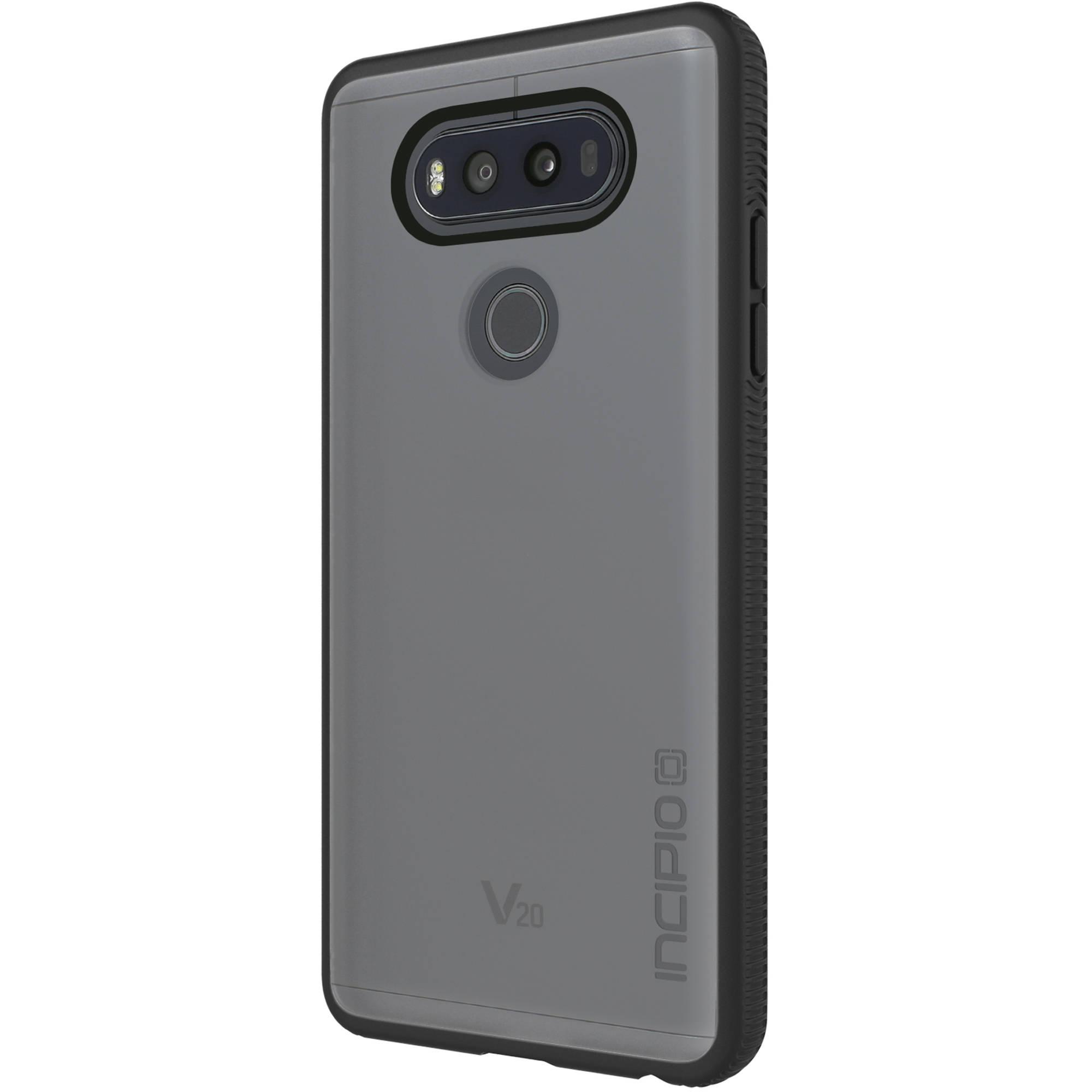 huge discount 618fd e62b8 Incipio Octane Case for LG V20 (Black/Frost)